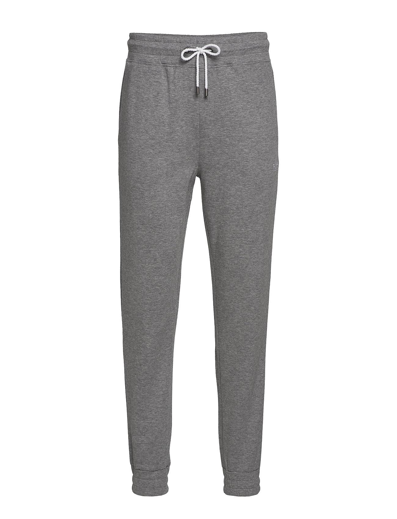 BOSS Business Cashmere Pants - MEDIUM GREY