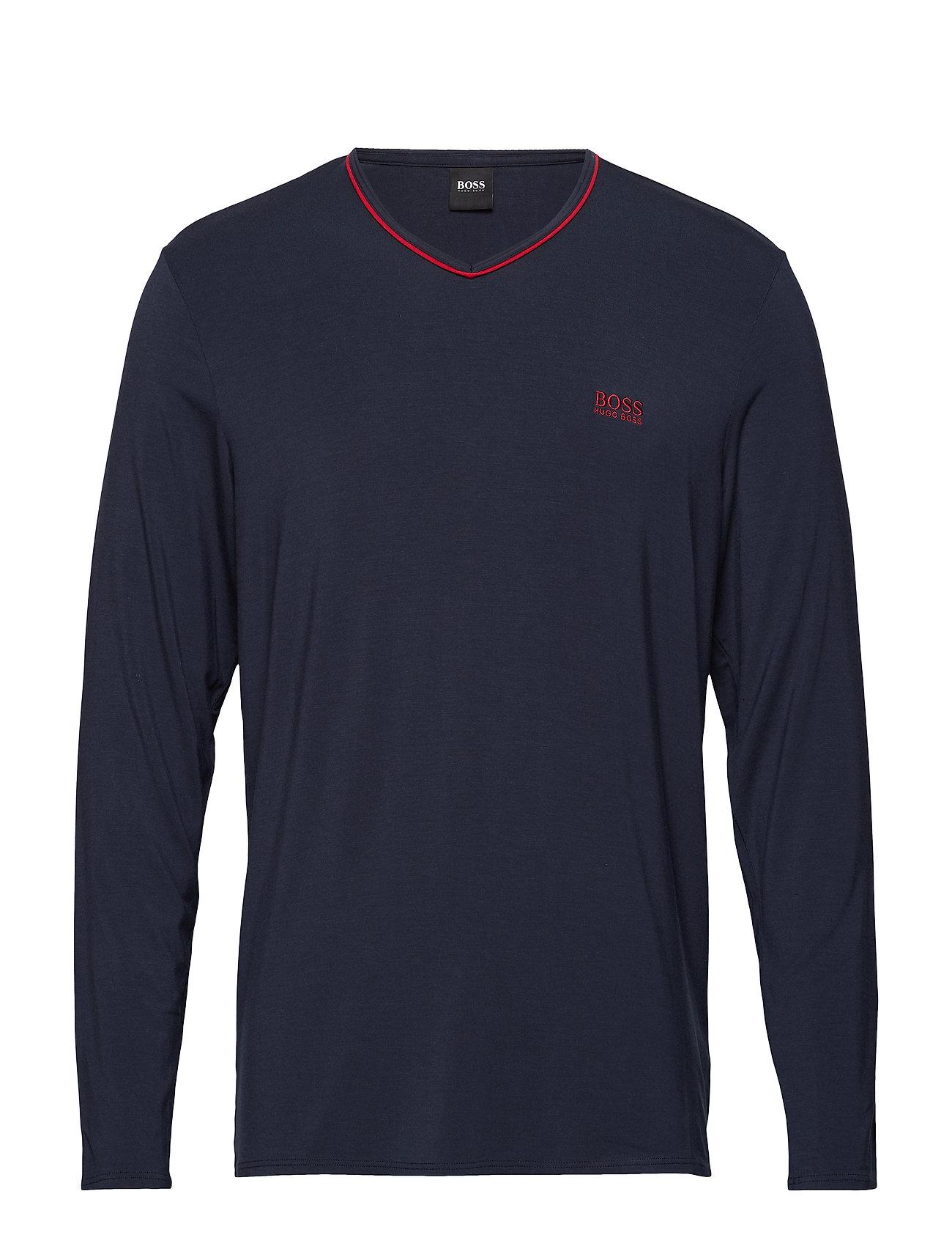 BOSS Business Wear Silk LS-Shirt VN