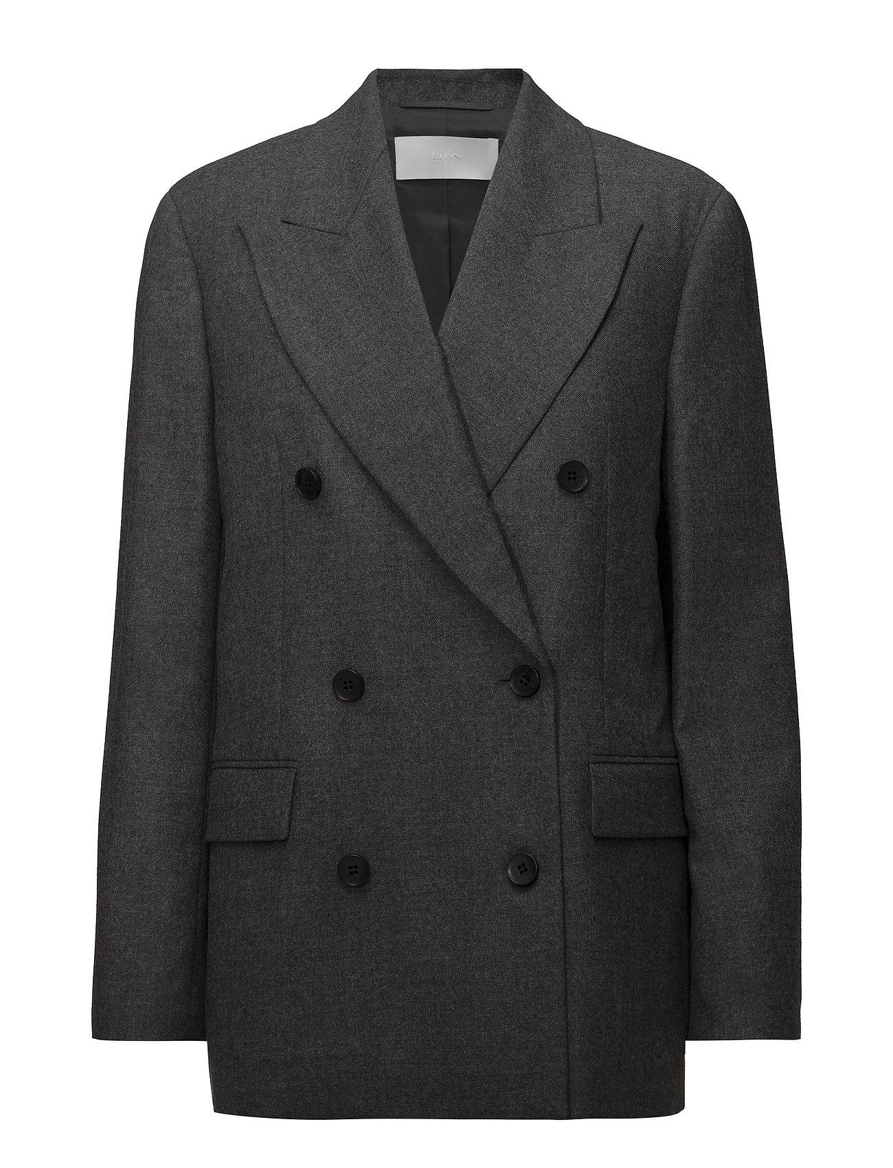 BOSS Business Wear Jerimana - CHARCOAL