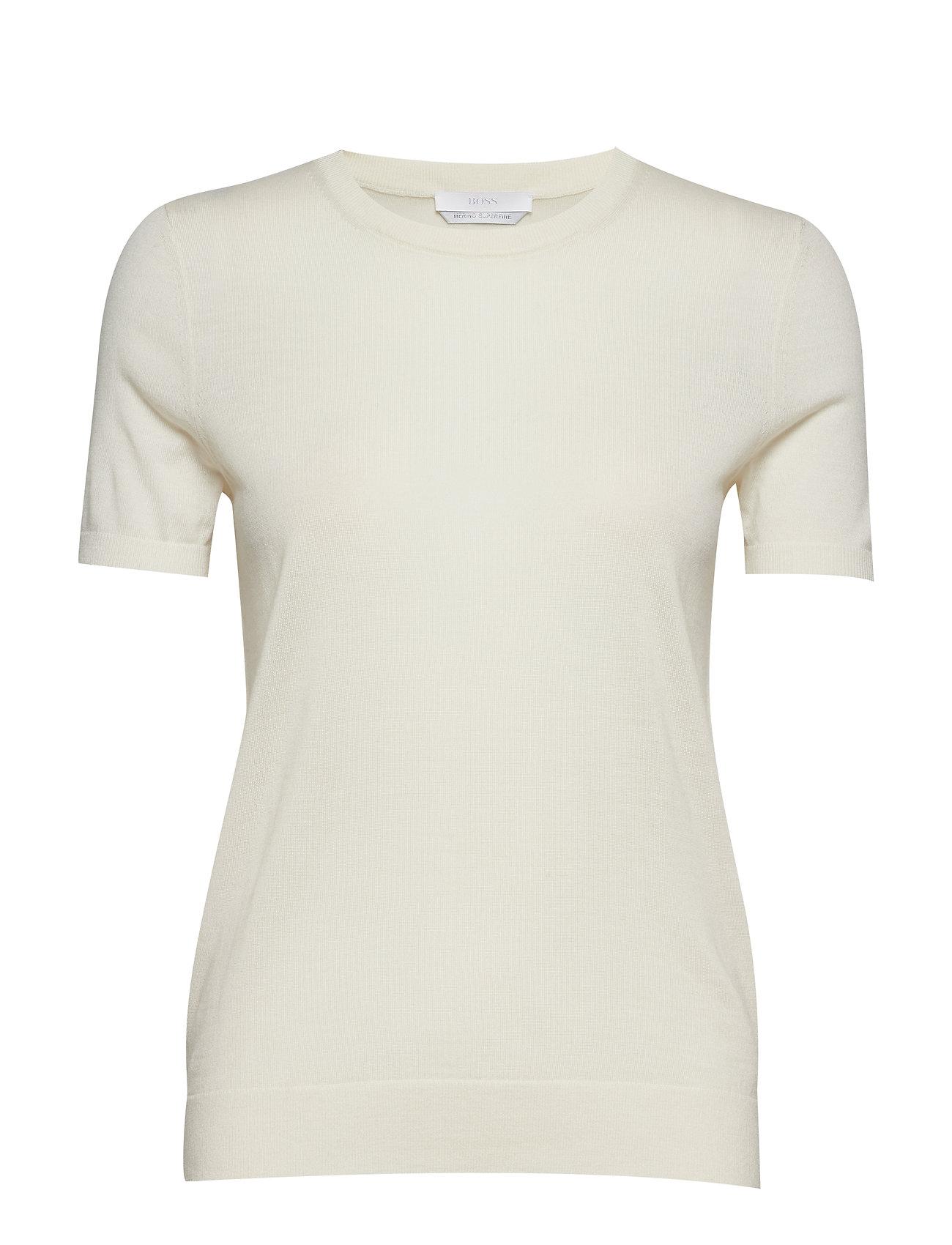 BOSS Business Wear Falyssa - OPEN WHITE