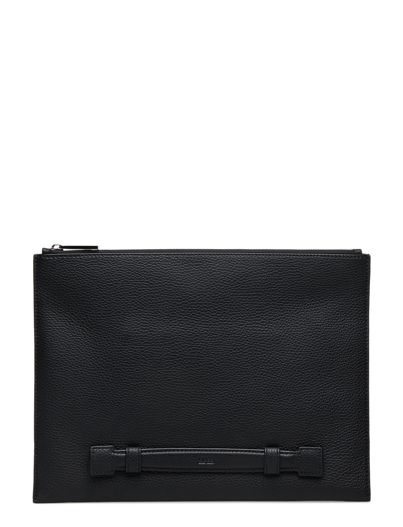 HUGO BOSS Crosstown_clutch Bags Clutches Schwarz BOSS BUSINESS WEAR