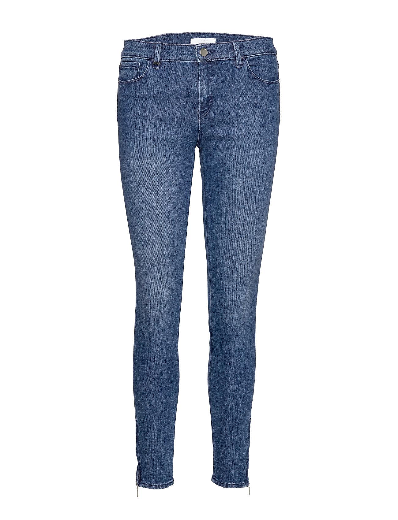 BOSS Business Wear J15 Nafice Zip - MEDIUM BLUE
