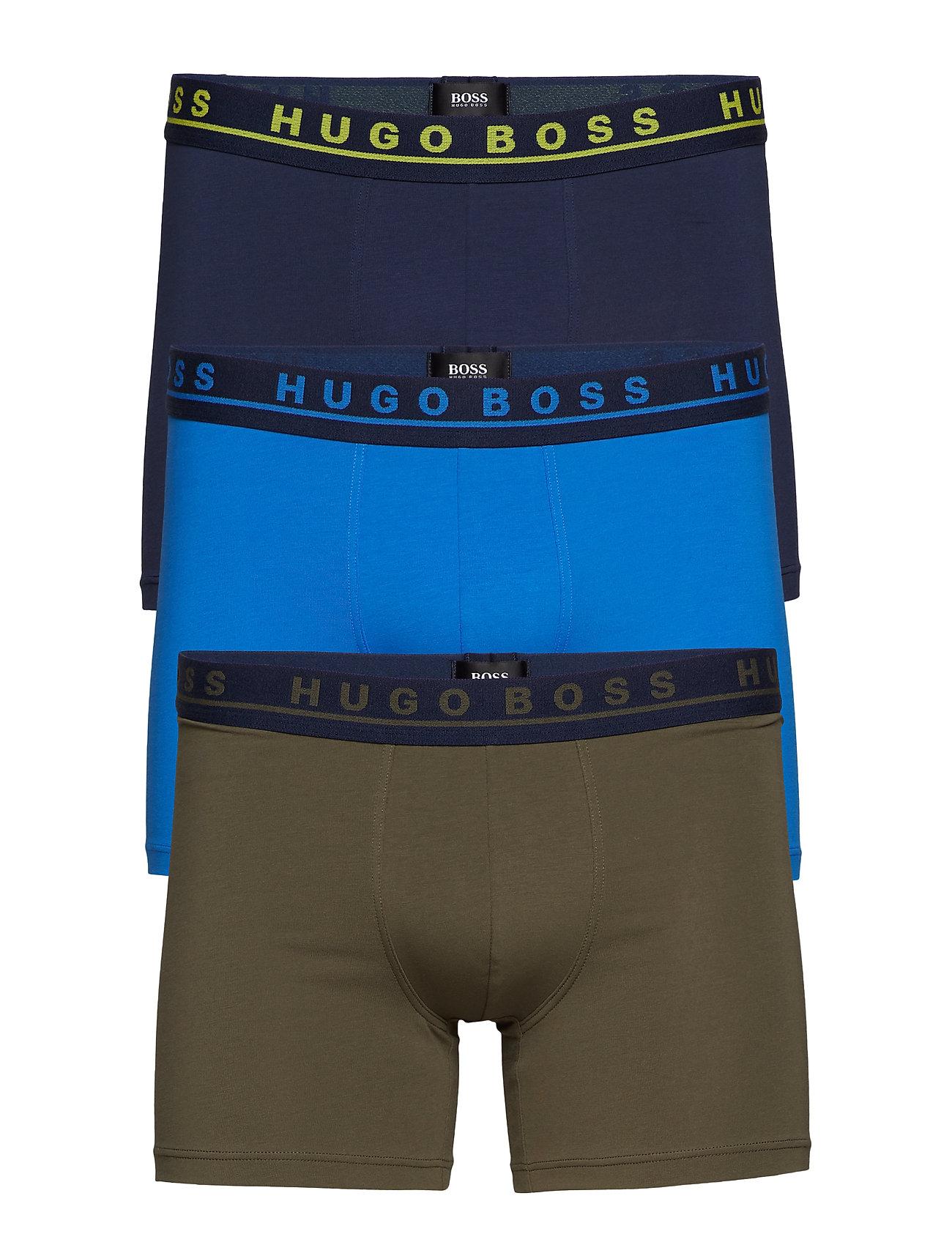 BOSS Business Wear Boxer Brief 3P CO/EL