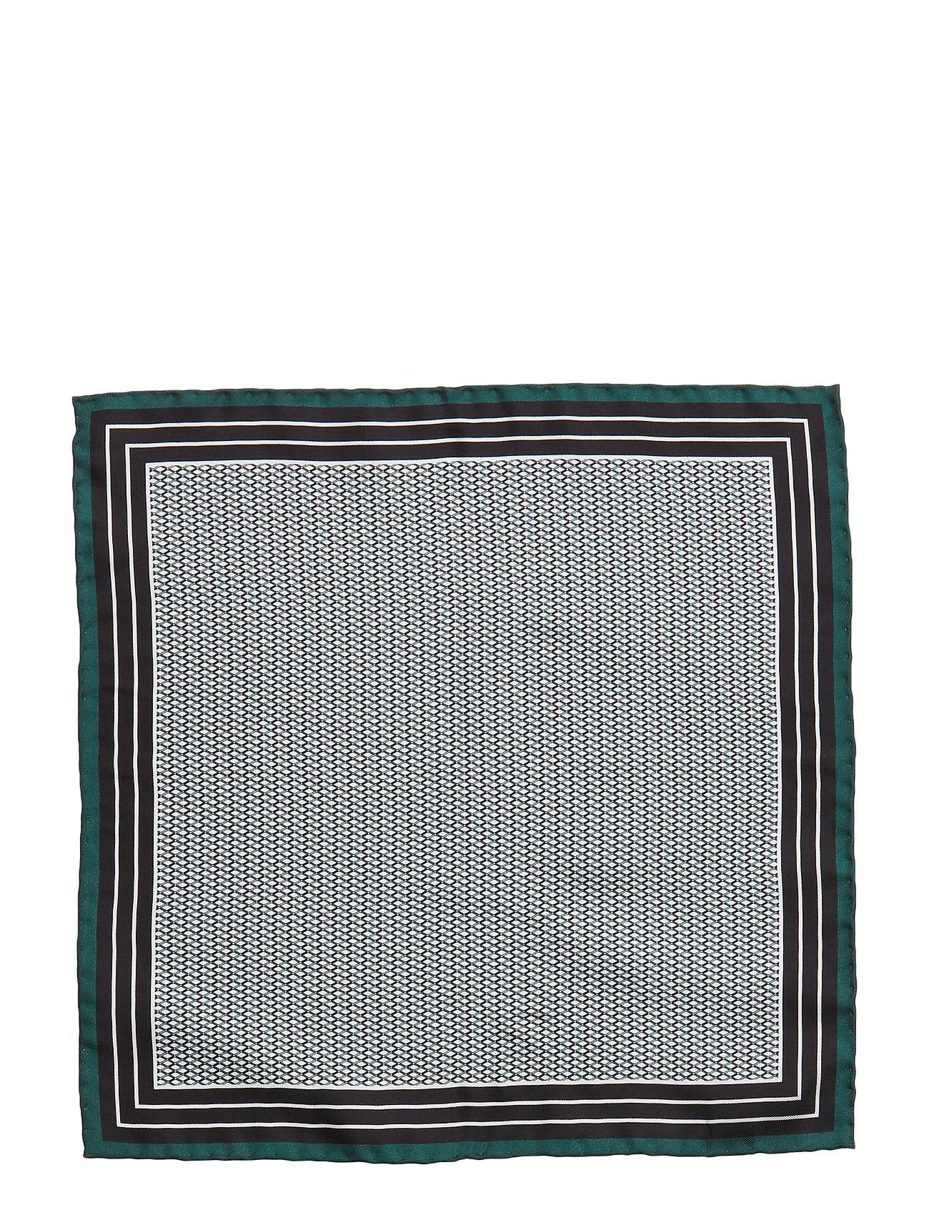 T-Pocket Sq. Cm33x33 Brystlommetørklæde Grøn BOSS BUSINESS WEAR