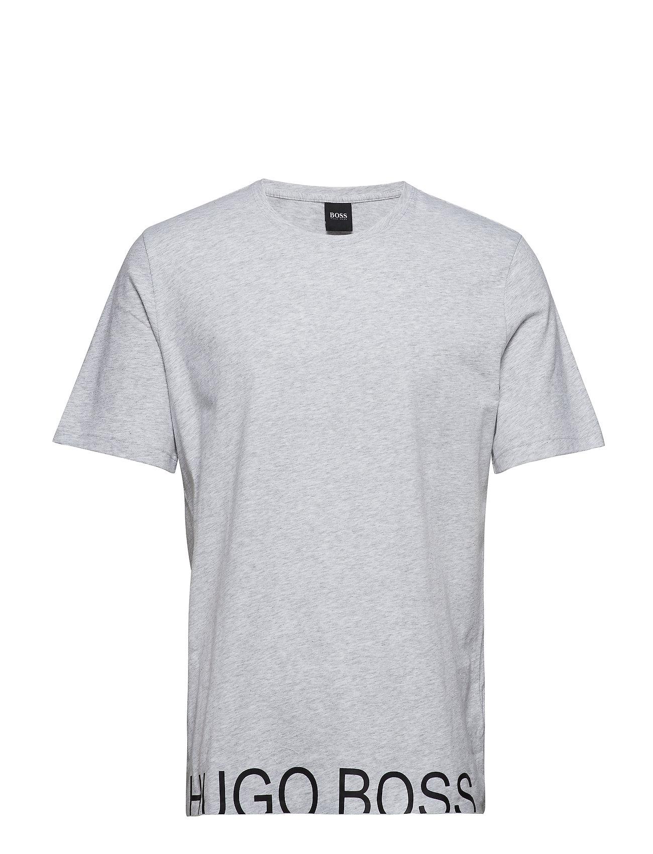 BOSS Business Identity T-Shirt RN - MEDIUM GREY