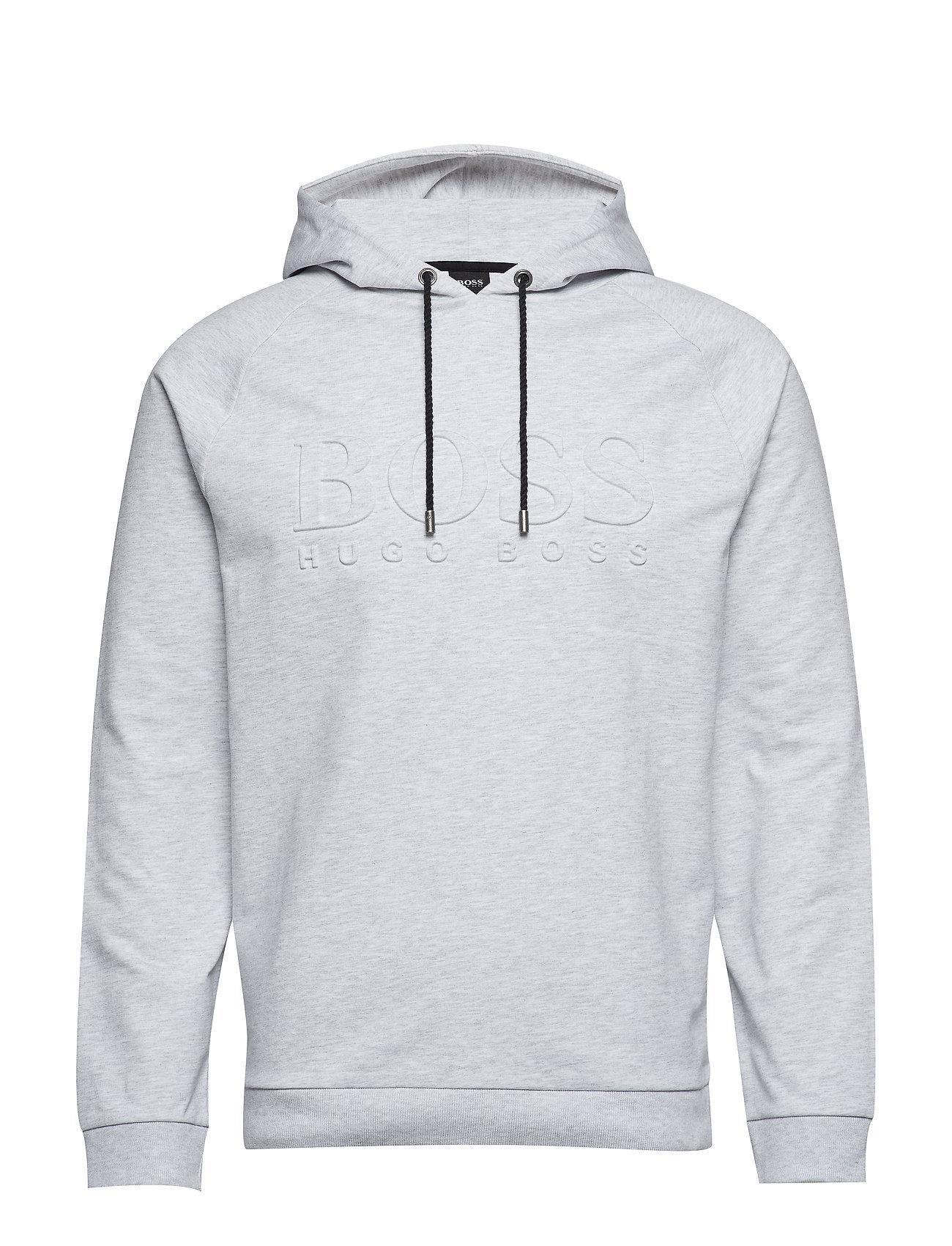 BOSS Business Heritage Sweatshirt - MEDIUM GREY