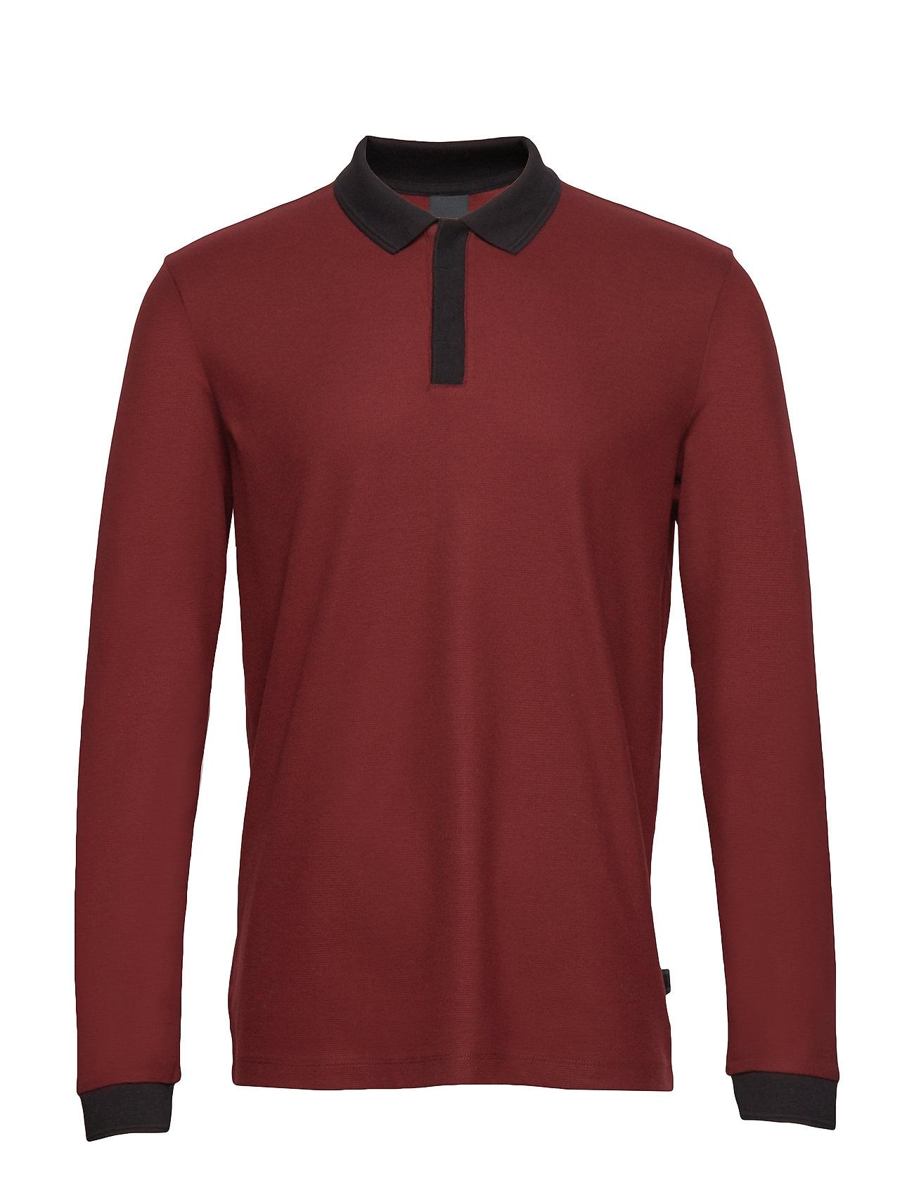 BOSS Business Wear Pittman 02_WS - DARK RED