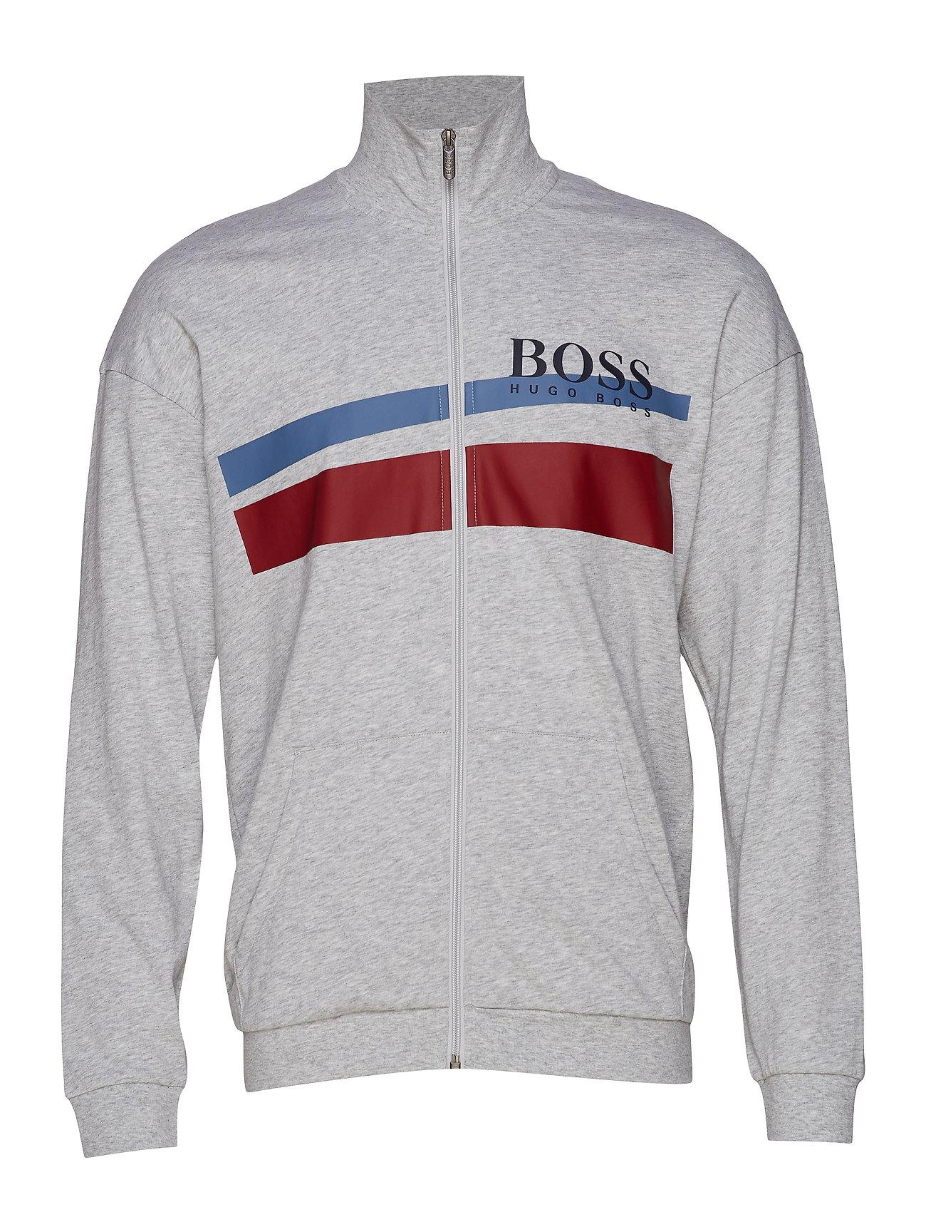 BOSS Business Authentic Jacket Z - MEDIUM GREY