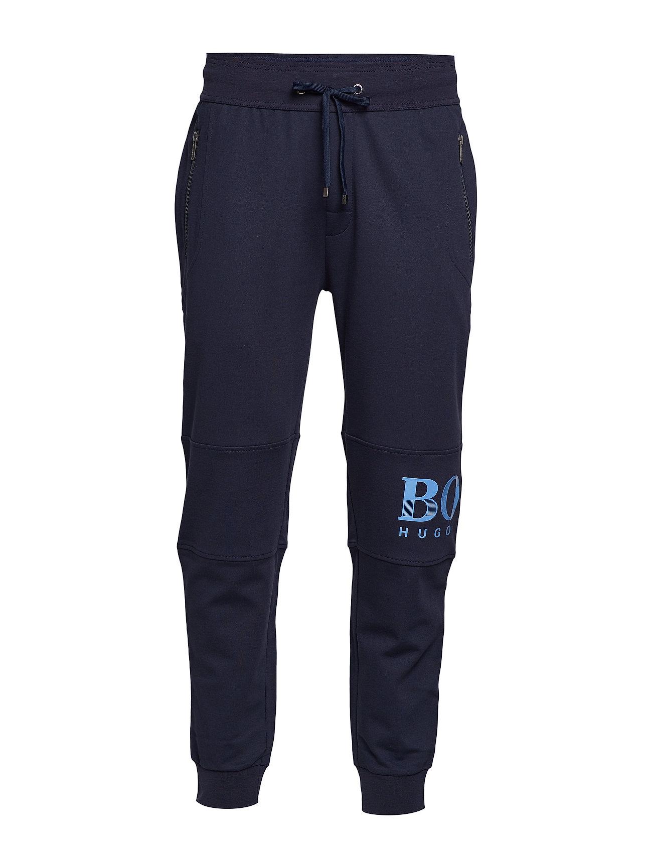 BOSS Business Tracksuit Pants - DARK BLUE