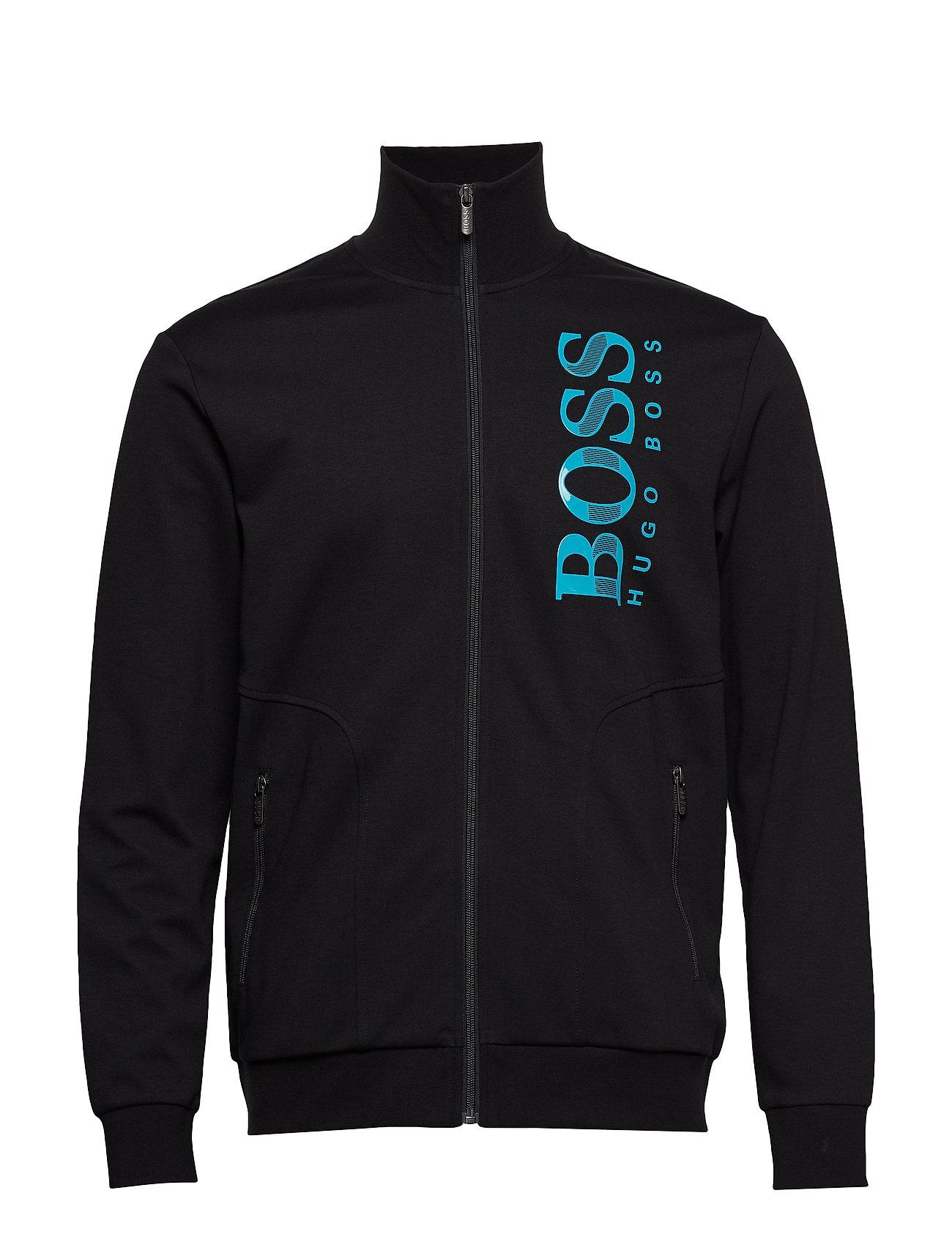 BOSS Business Tracksuit Jacket - BLACK