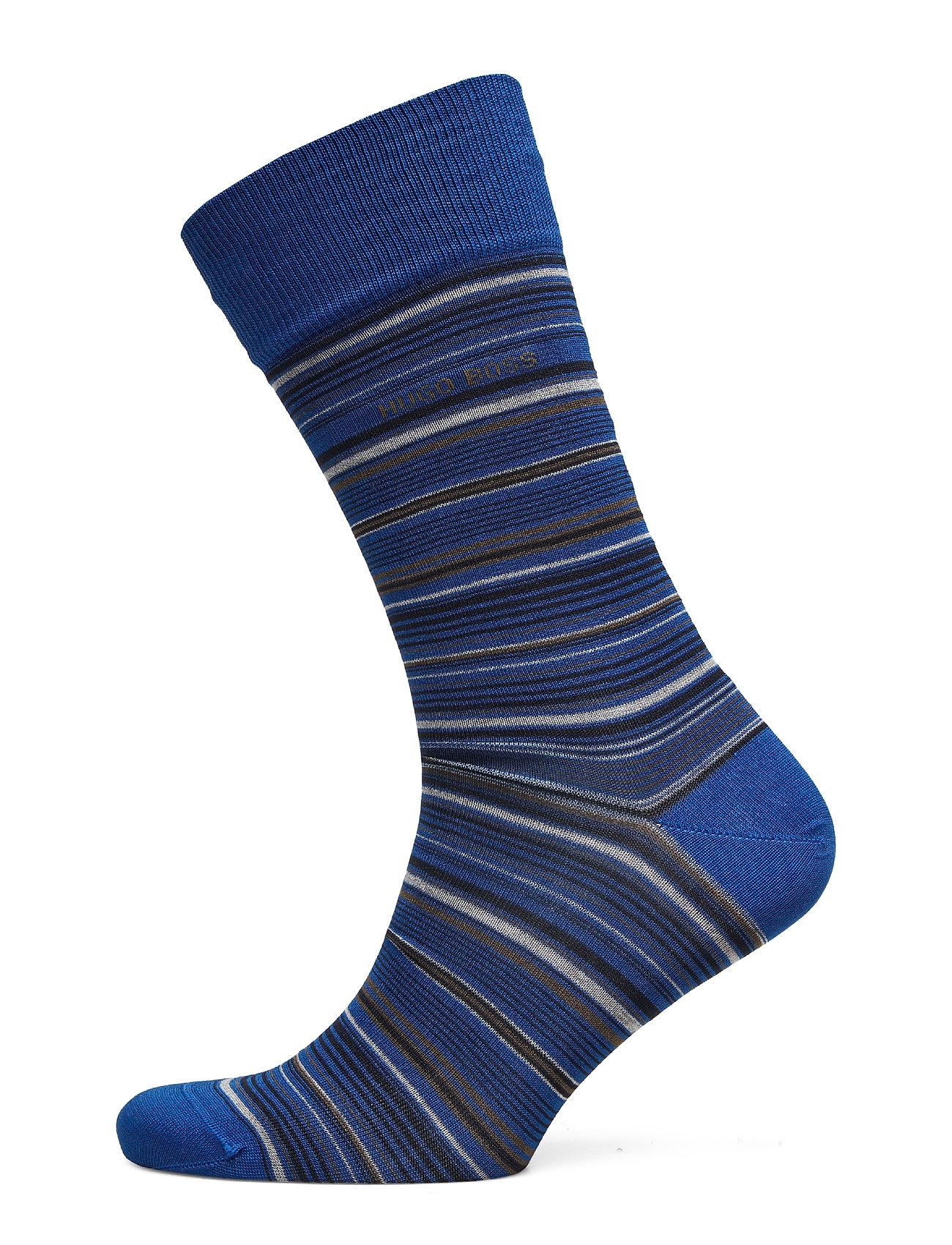 BOSS Business Wear RS Multistripe MC - OPEN BLUE