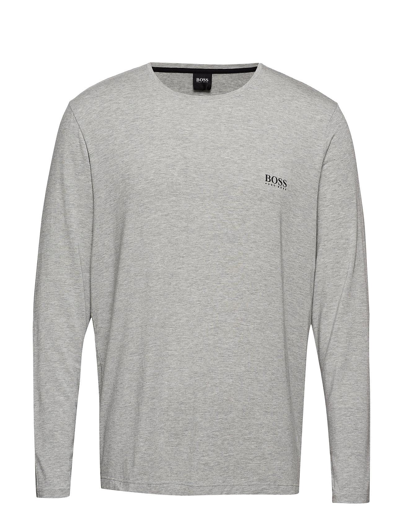 BOSS Business Comfort LS-Shirt RN - MEDIUM GREY
