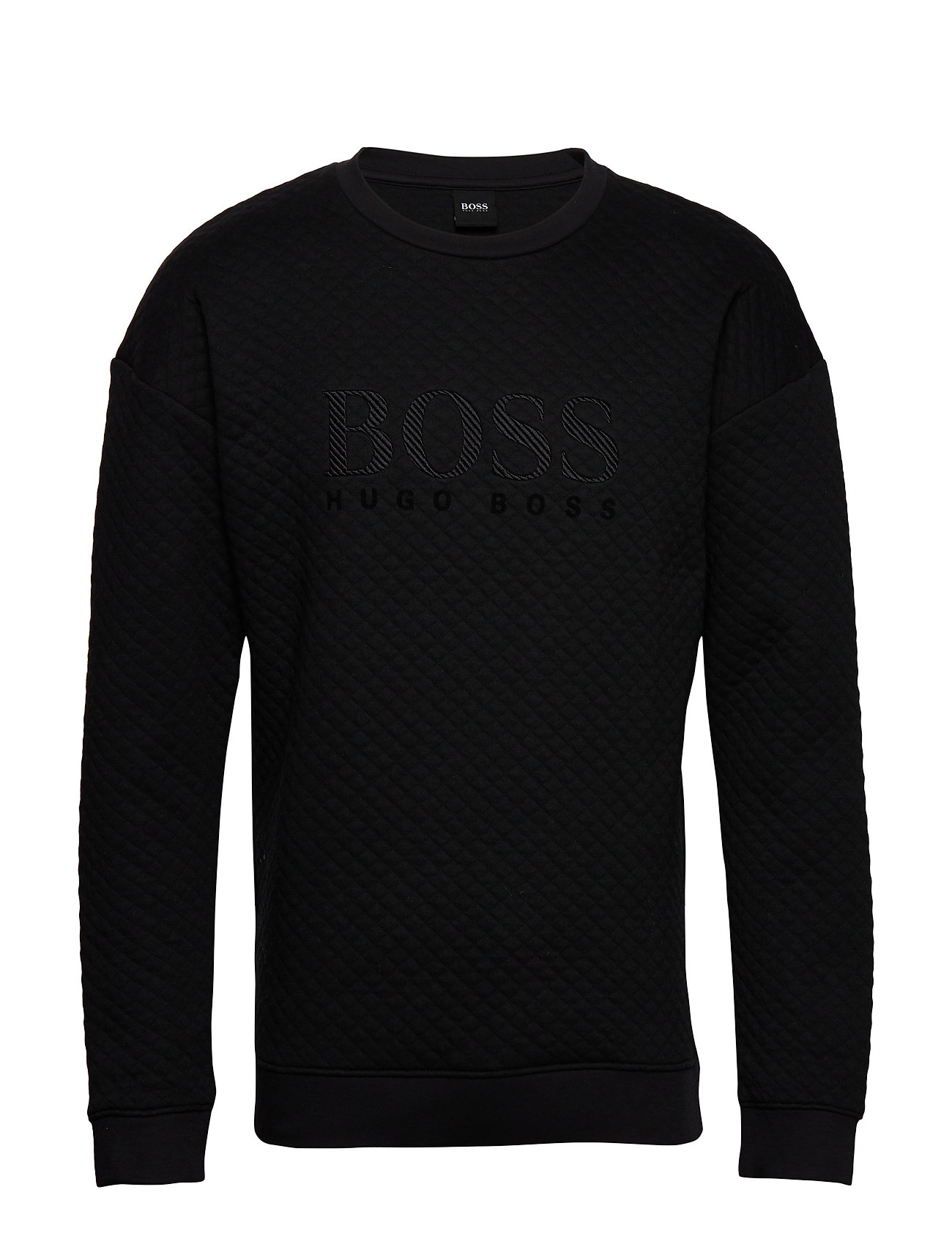 BOSS Business Wear Contem. Sweatshirt - BLACK