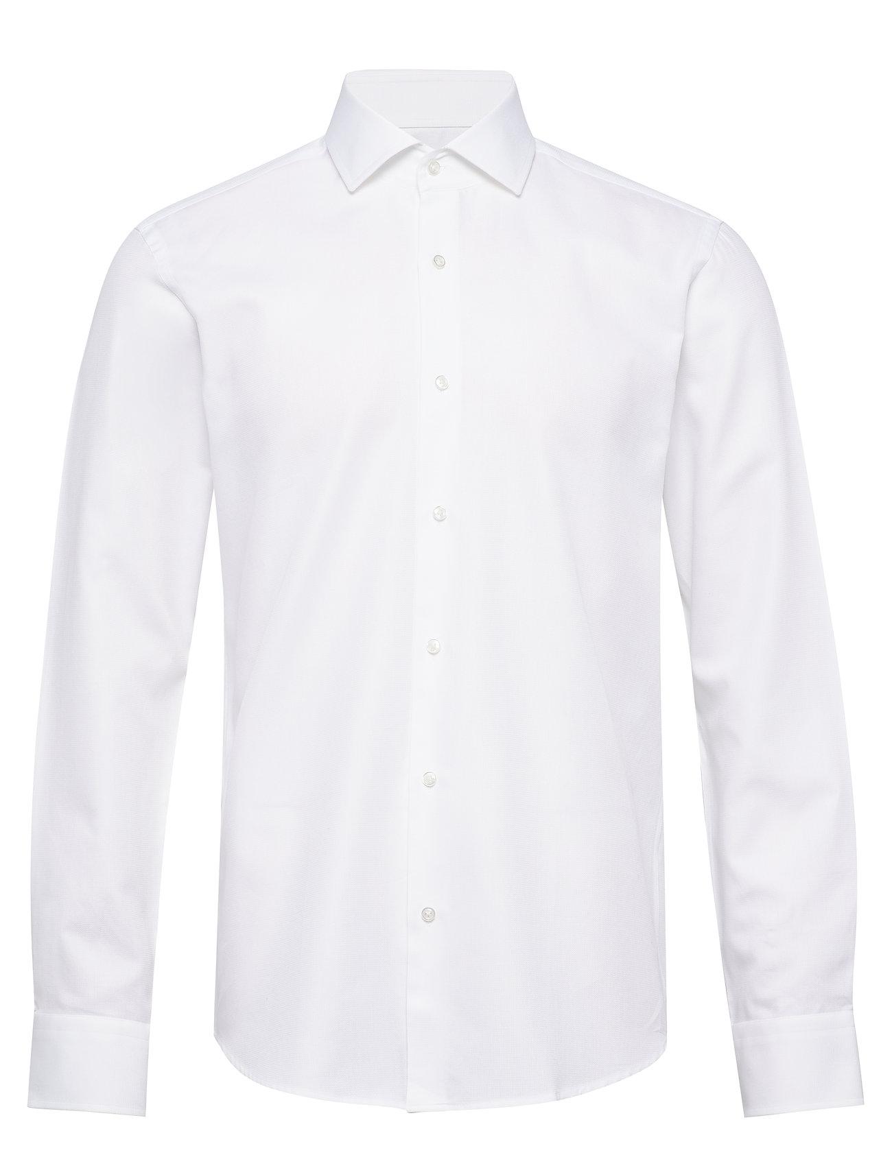 BOSS Business Wear Gordon - WHITE
