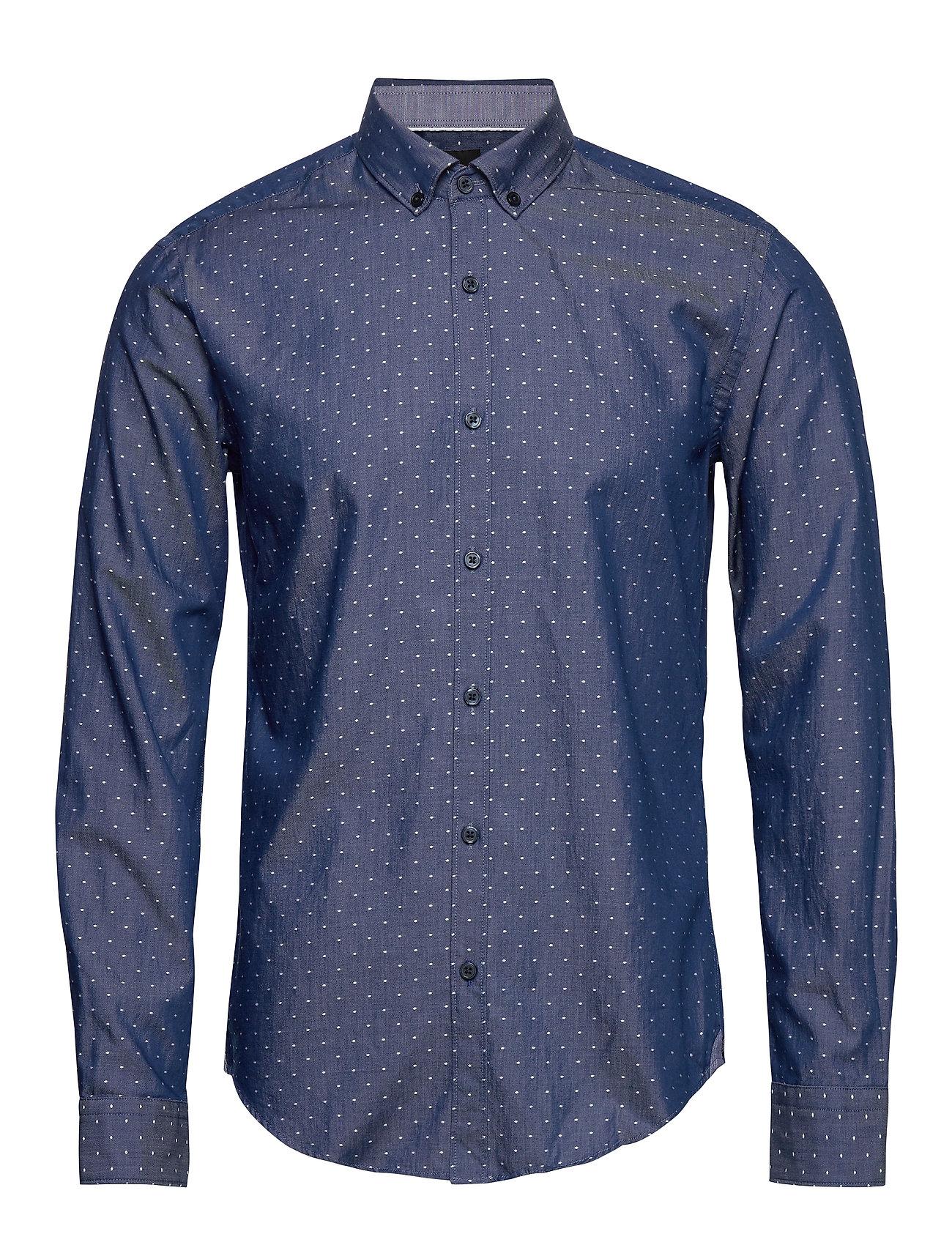 BOSS Business Wear Rikard_53 - DARK BLUE