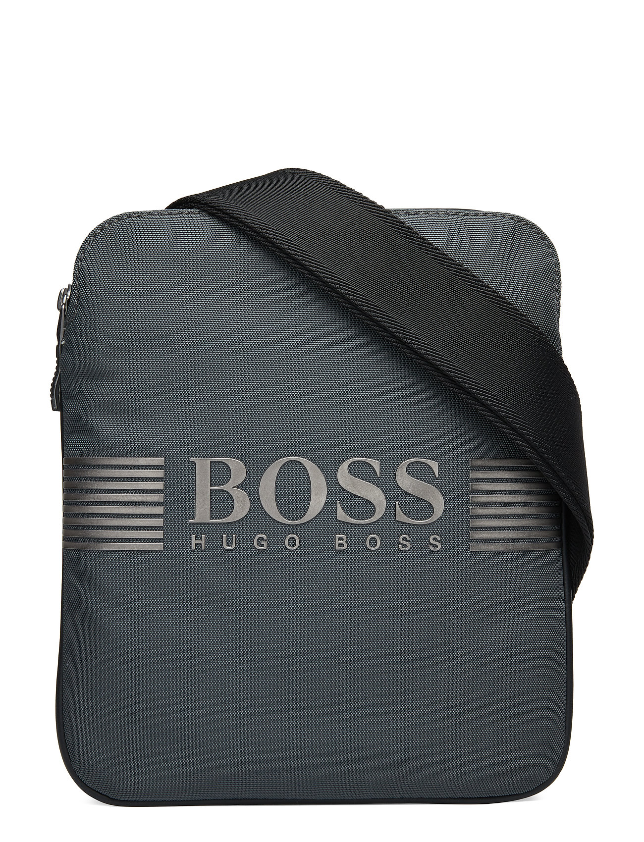 BOSS Business Wear Pixel ML_S zip env - DARK GREY