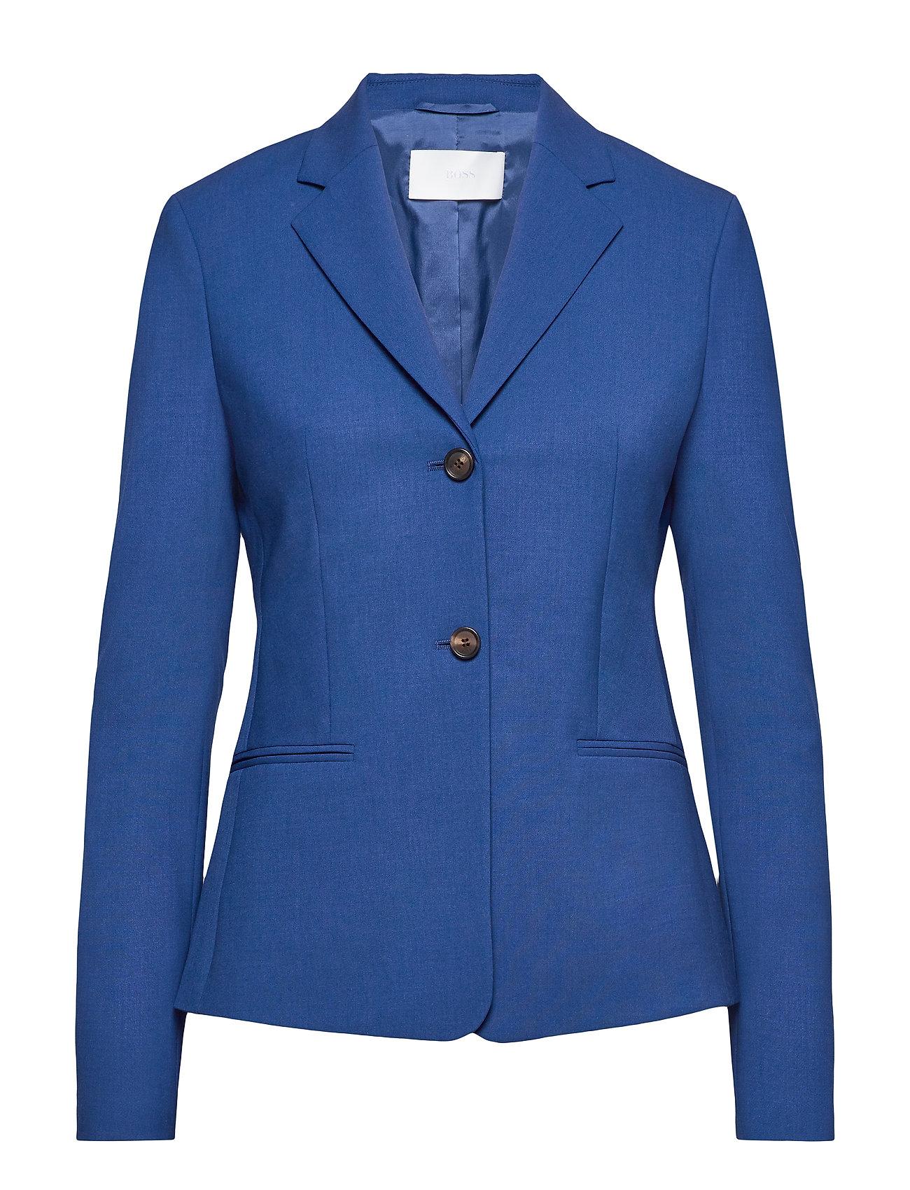 BOSS Business Wear Jatinda2 - MEDIUM BLUE