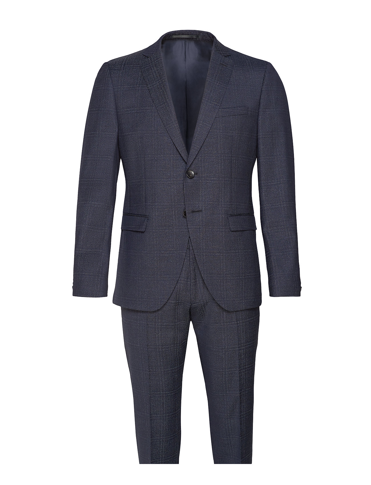 BOSS Business Wear Reymond/Wenten - DARK BLUE