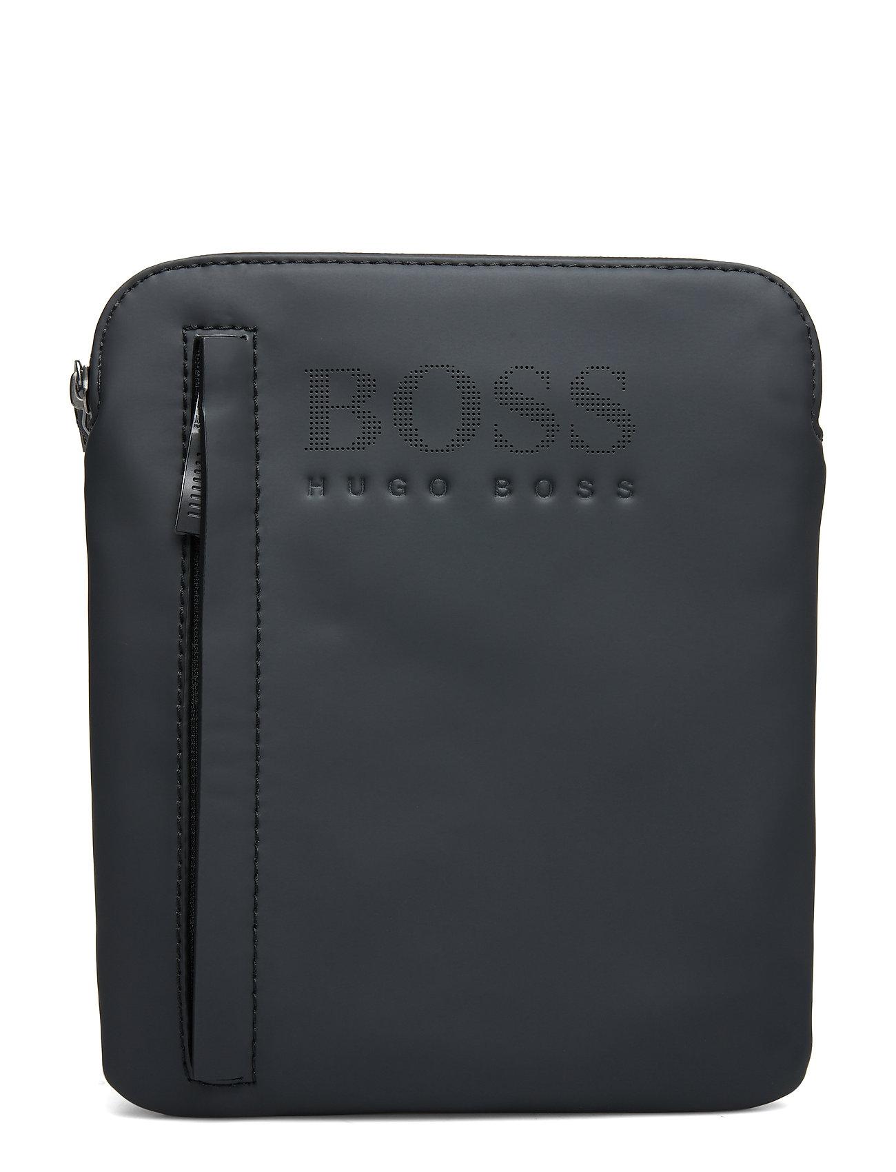 BOSS Business Hyper_S zip env - BLACK