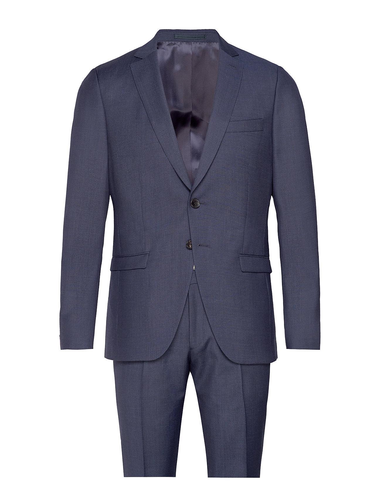 BOSS Business Wear Reymond/Wenten - DARK BLUE