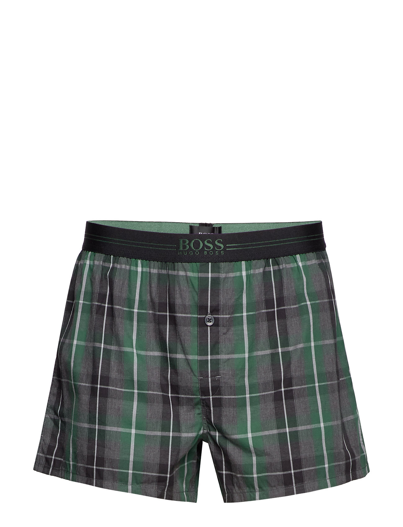 BOSS Business Wear Urban Boxer Short - DARK GREY