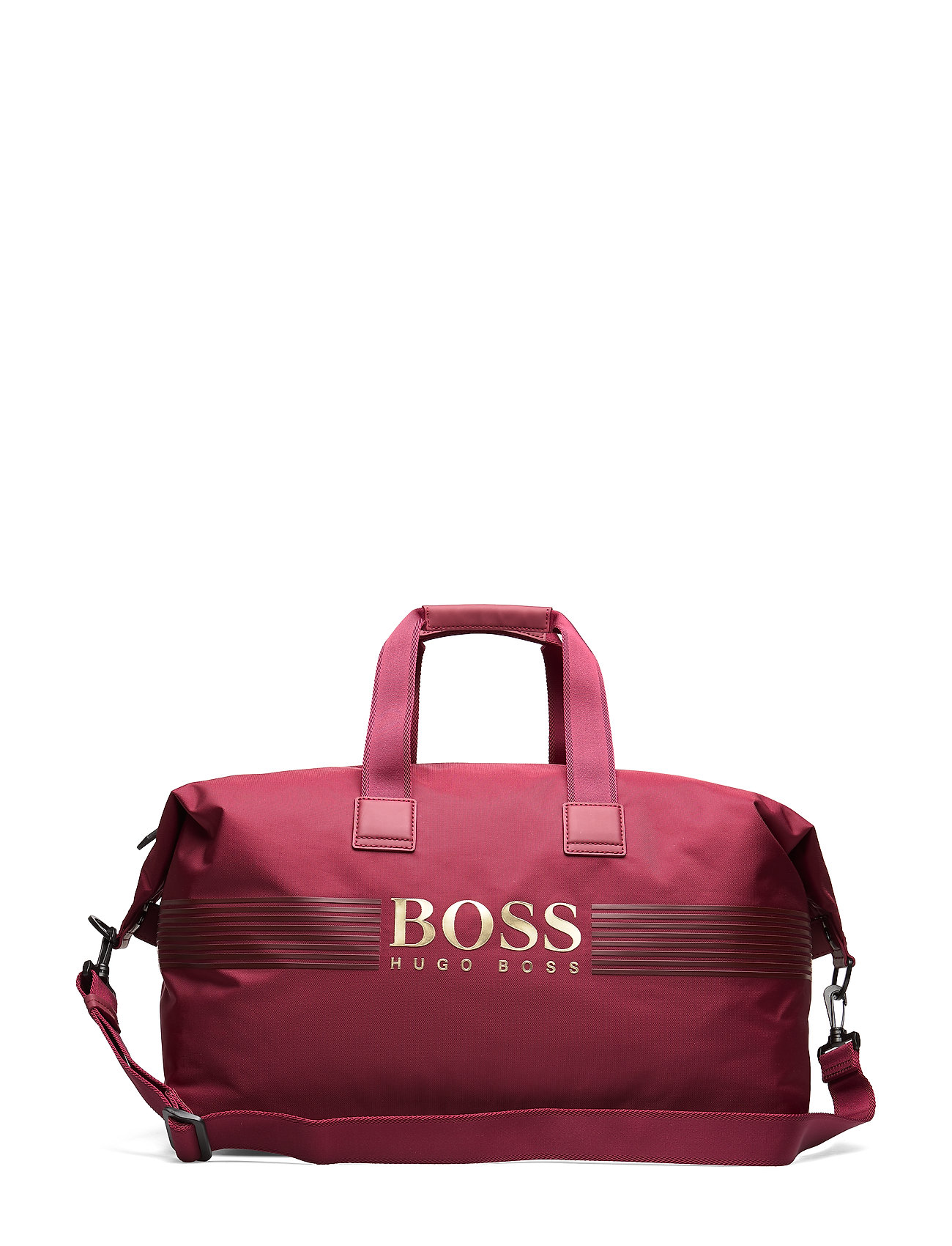 BOSS Business Pixel C_Holdall - DARK RED