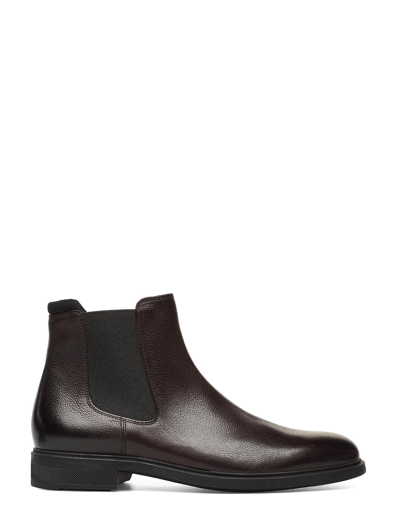 BOSS - Firstclass_Cheb_gr - chelsea boots - dark brown - 1