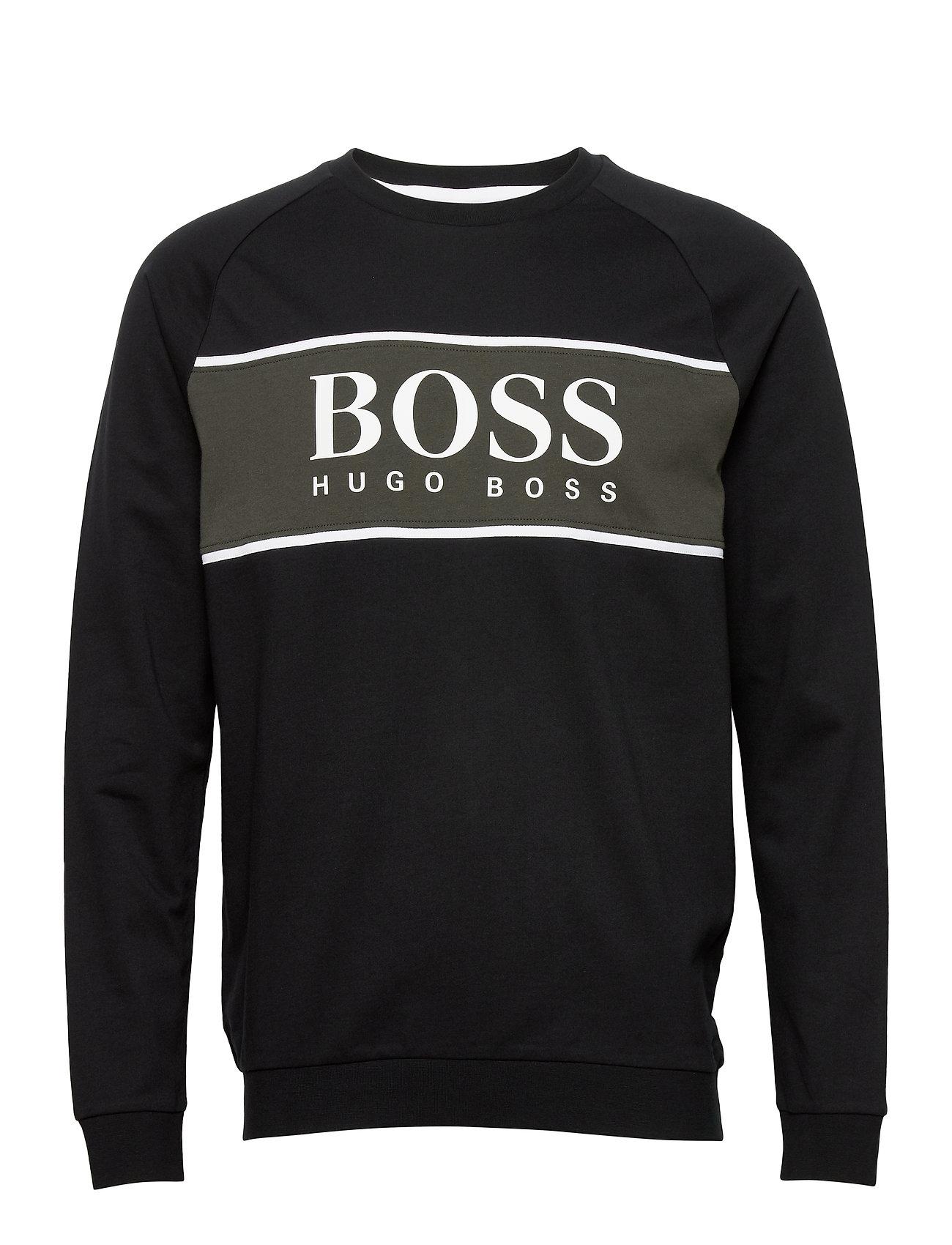 BOSS Authentic Sweatshirt - BLACK