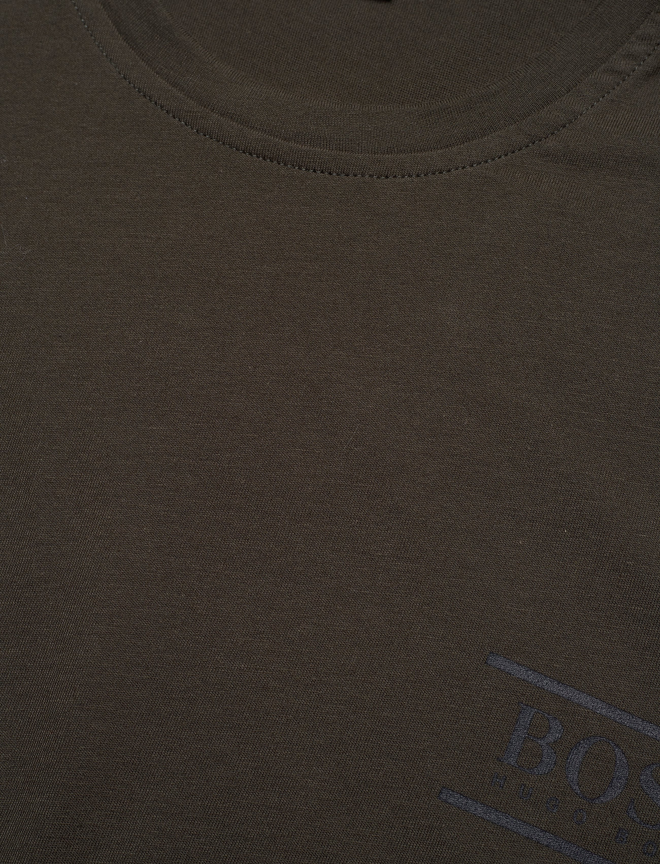 Boss T-shirt Rn 24 - T-shirts Dark Green