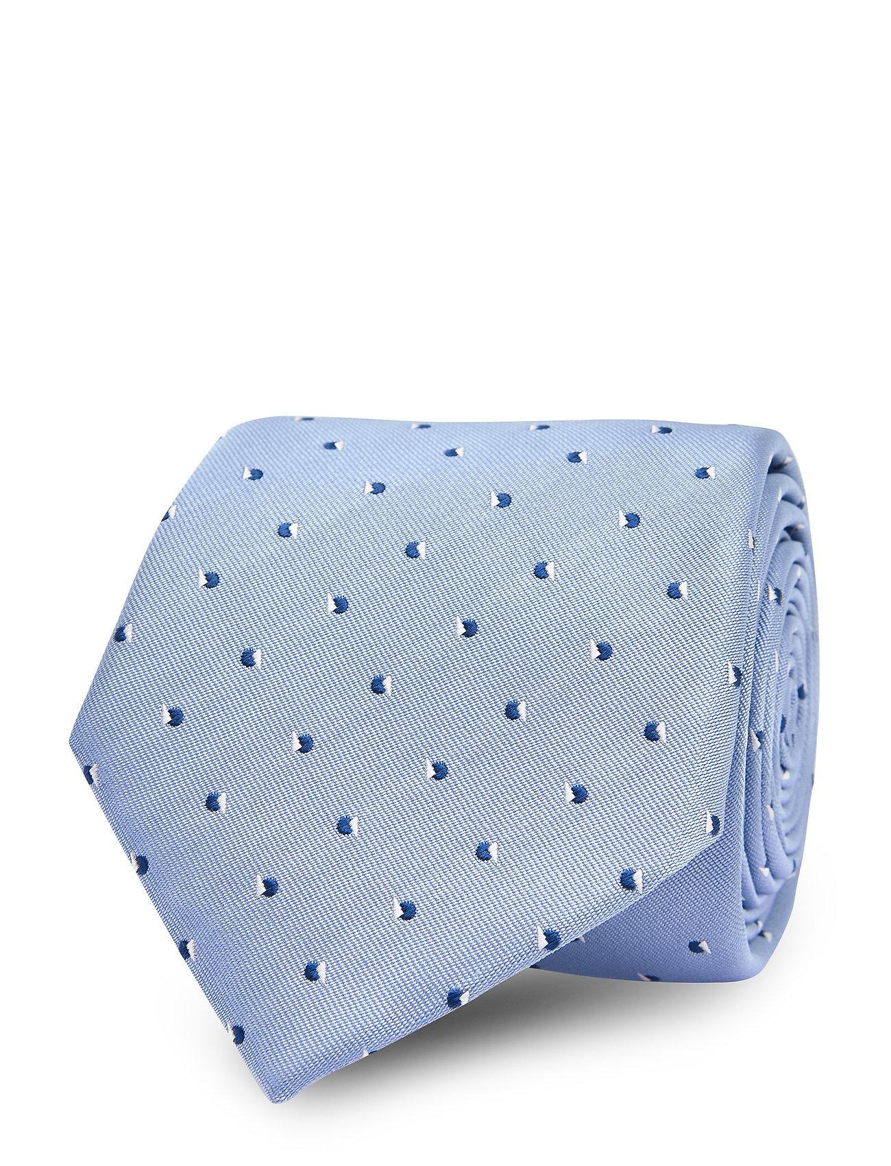 Image of Tie 7,5 Cm Slips Blå BOSS (3468952555)