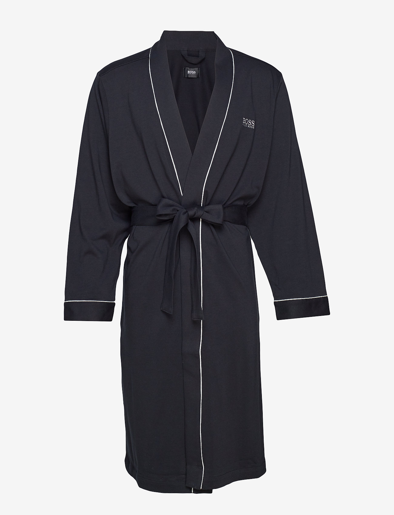 BOSS - Kimono BM - morgenkåper - black - 1
