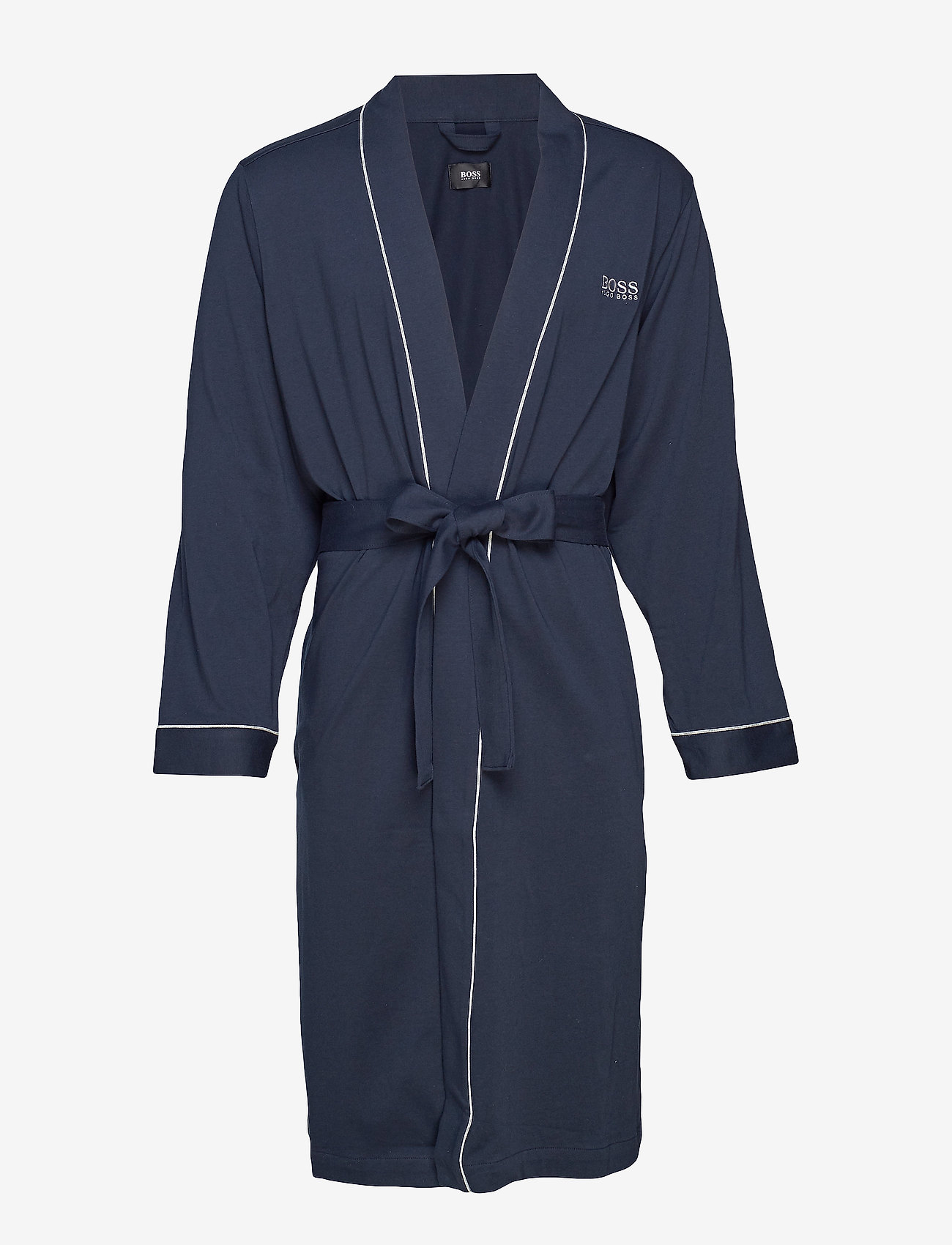 BOSS - Kimono BM - morgenkåper - dark blue - 0