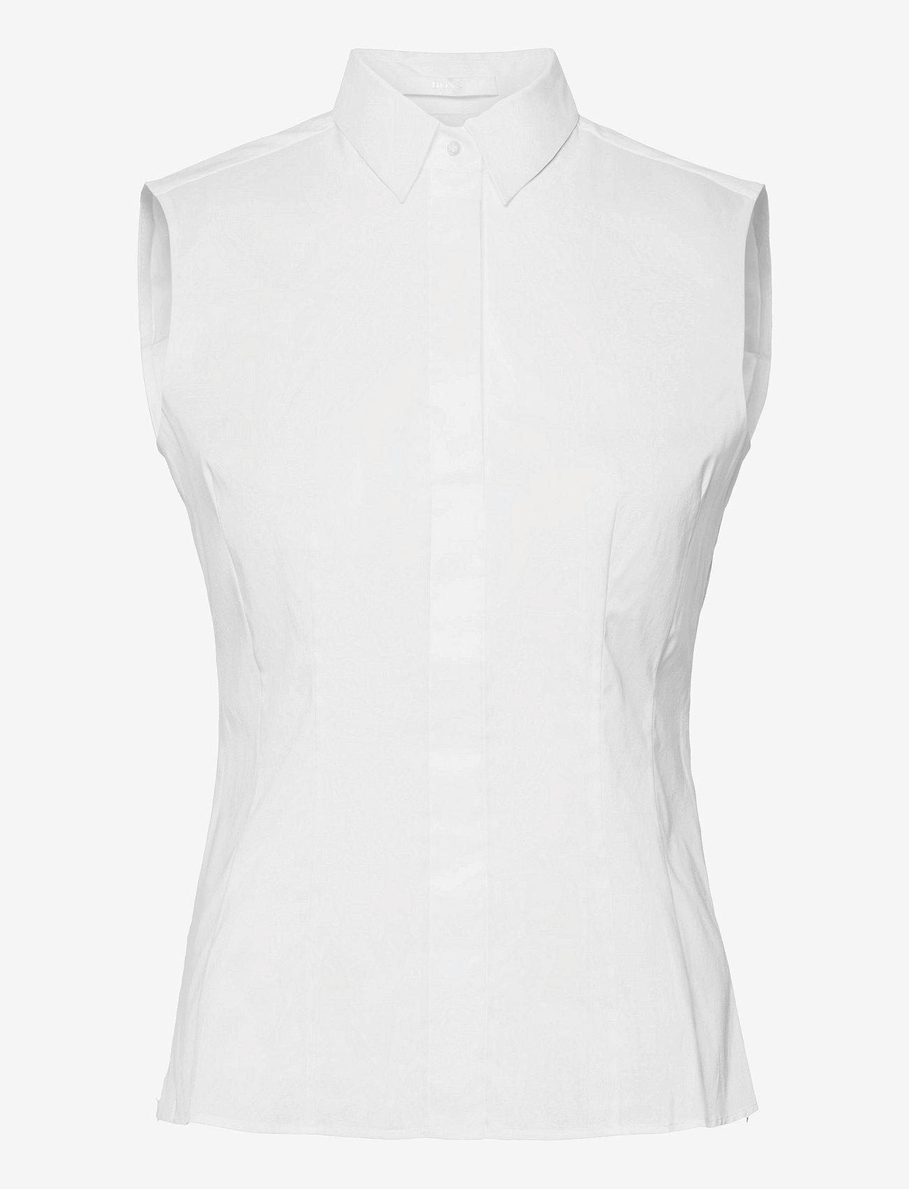 BOSS - Bashiva1 - chemises à manches courtes - white - 0