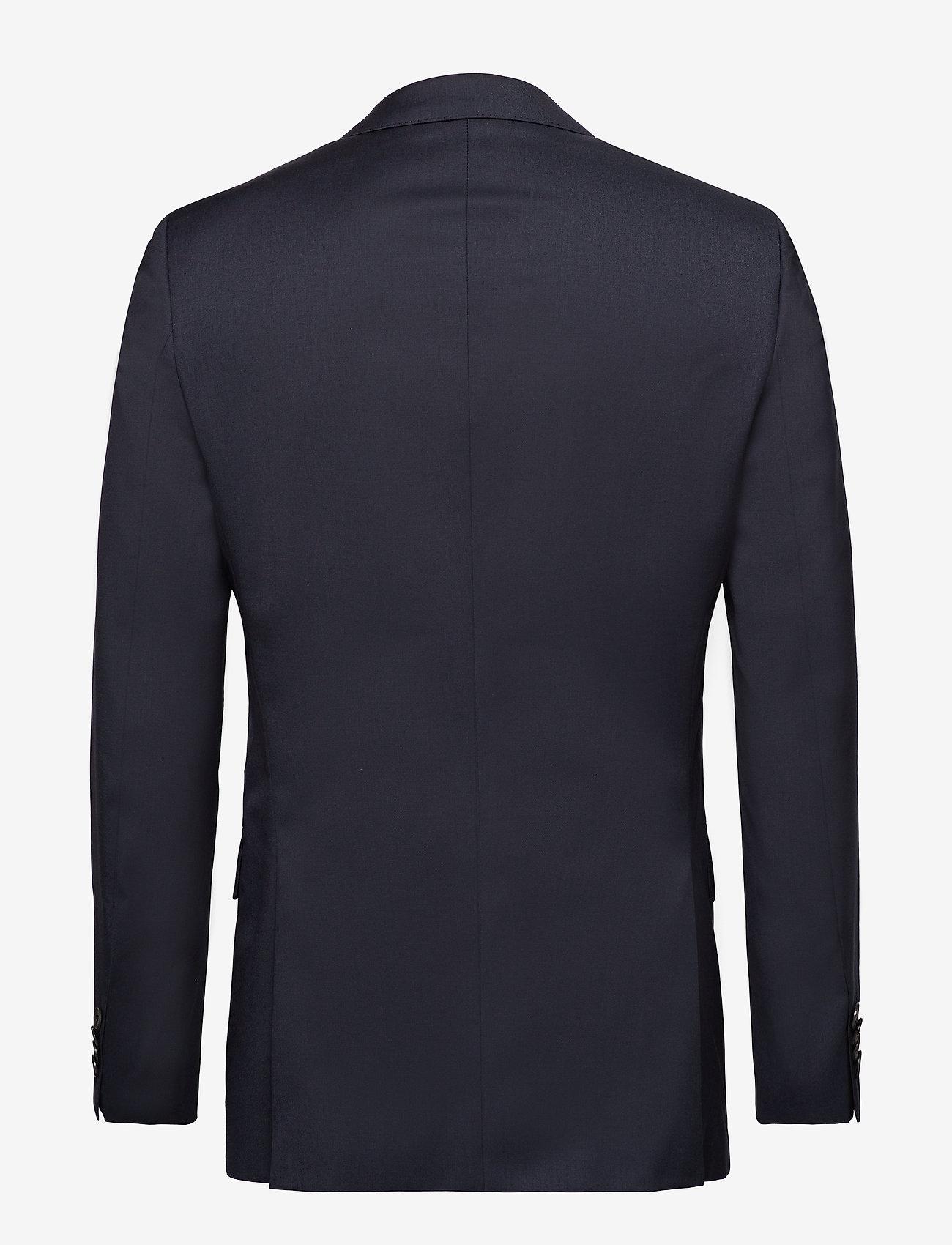 BOSS - Hayes_cyl - enkeltradede jakkesæt - dark blue - 1