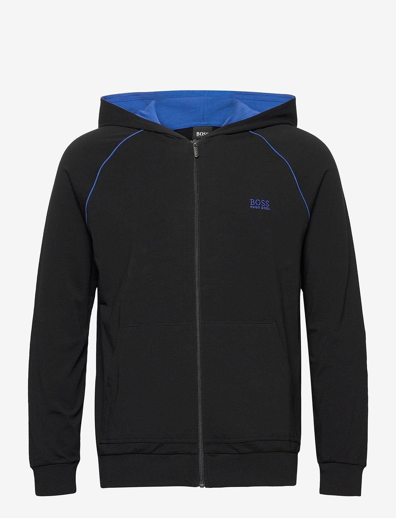 BOSS - Mix&Match Jacket H - kapuzenpullover - black - 0