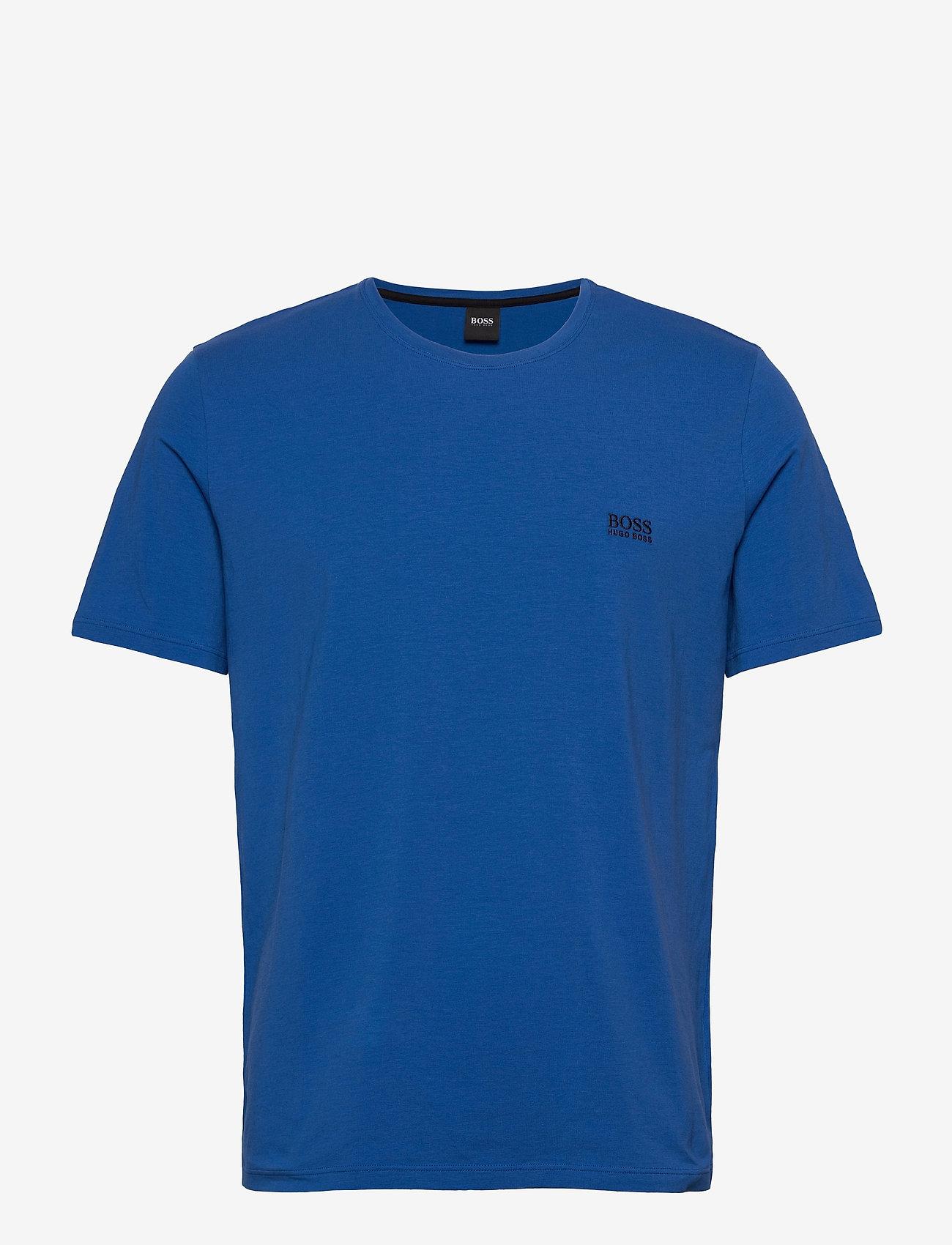 BOSS - Mix&Match T-Shirt R - basis-t-skjorter - navy - 0