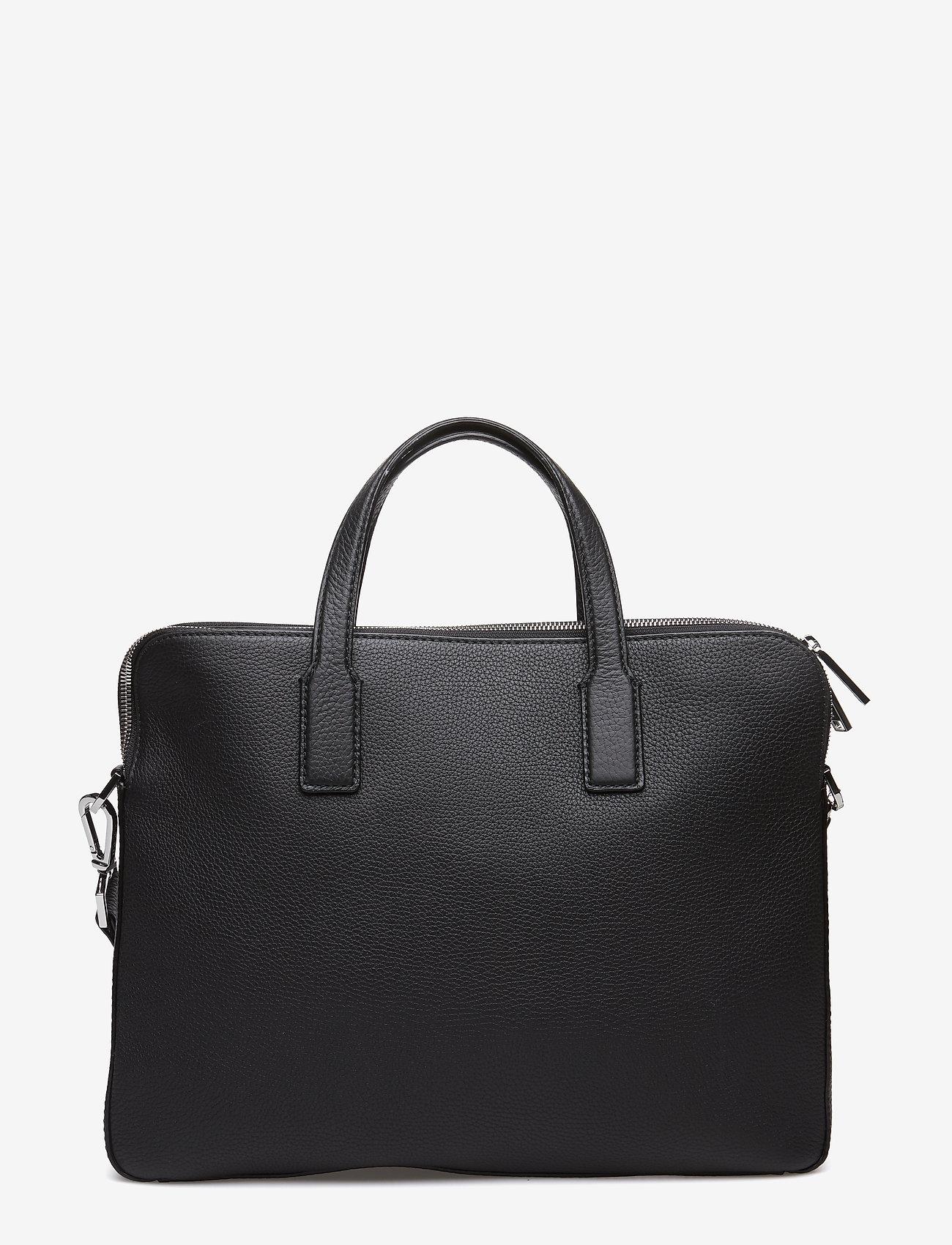 BOSS - Crosstown_S doc zips - laptoptaschen - black - 1