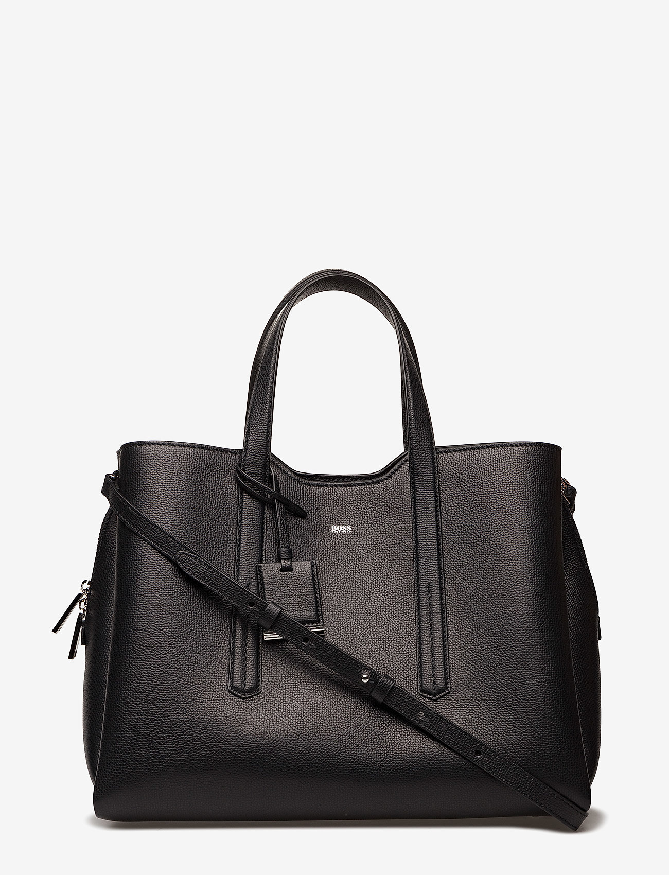 BOSS - Taylor Tote - fashion shoppers - black