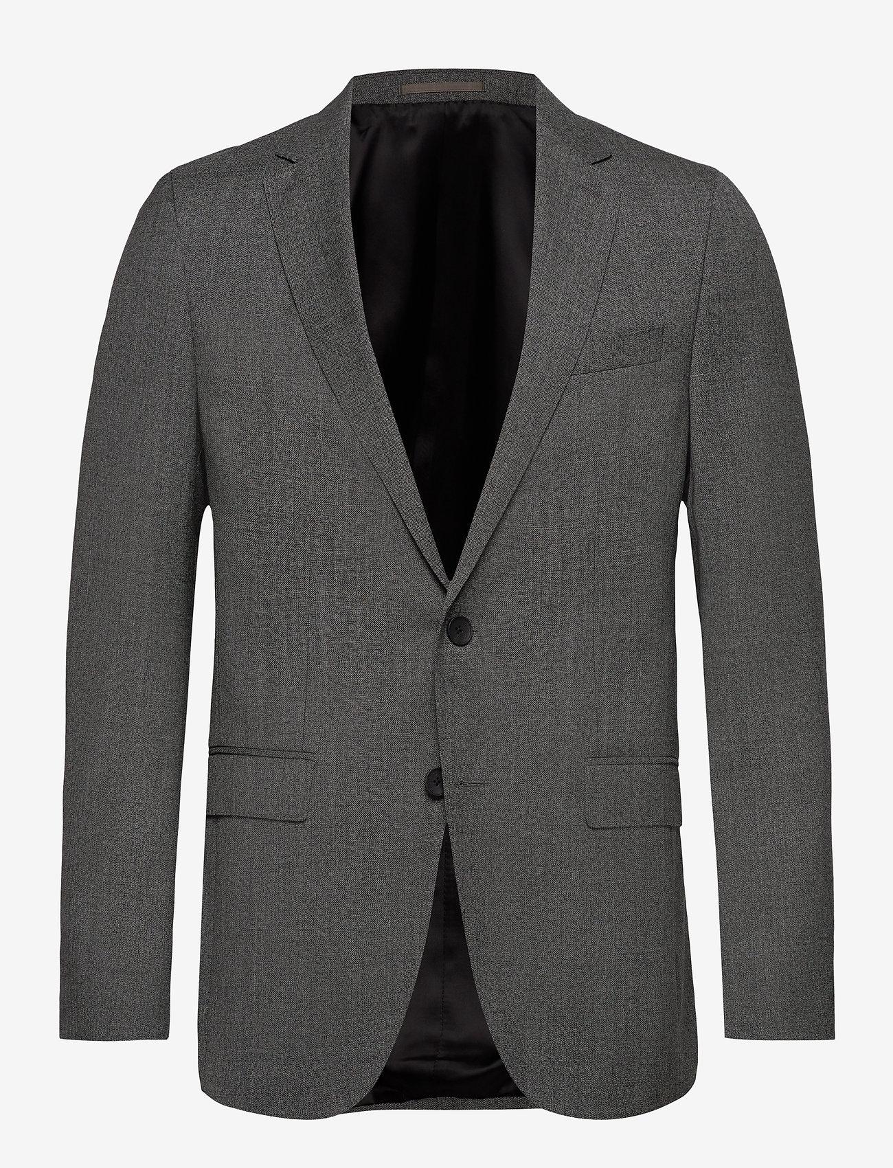 BOSS - Novan6 - enkeltradede jakkesæt - open grey - 0