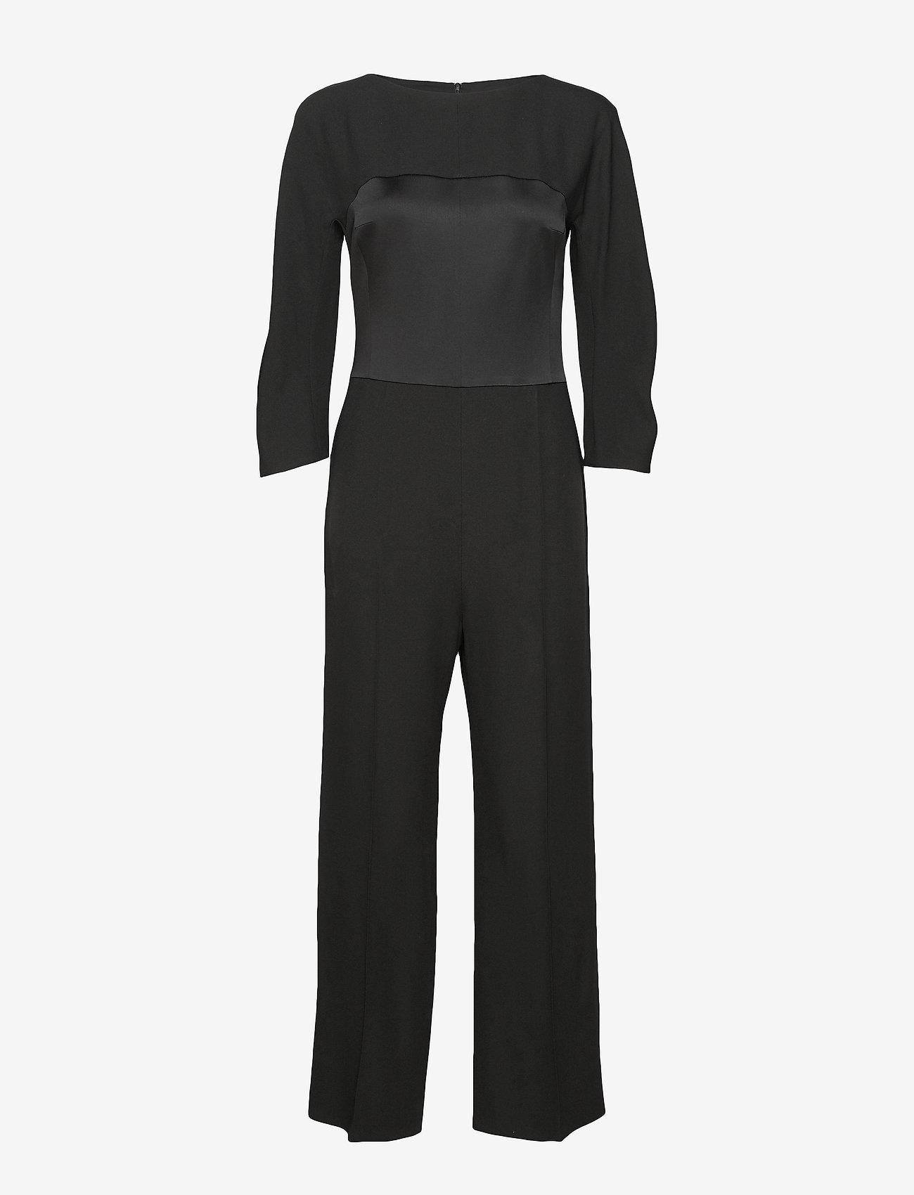 BOSS - Dalwin - jumpsuits - black - 0