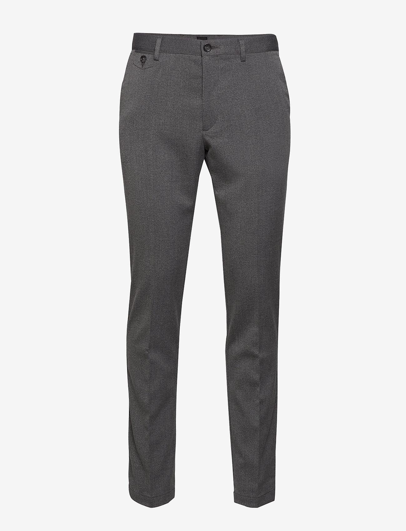 BOSS - Kaito1-Det-S - suitbukser - medium grey - 0