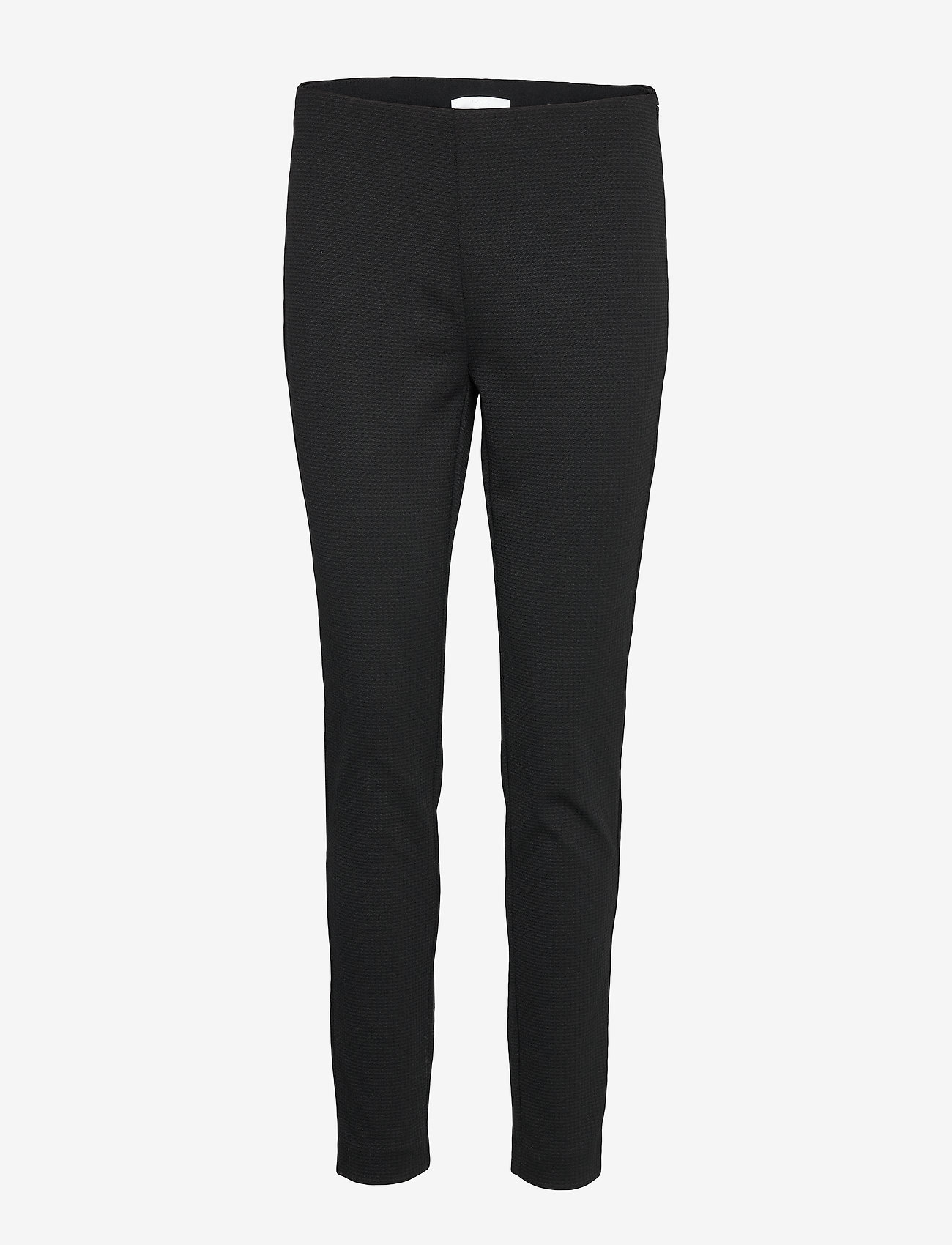 BOSS - Telestana - bukser med lige ben - black - 0