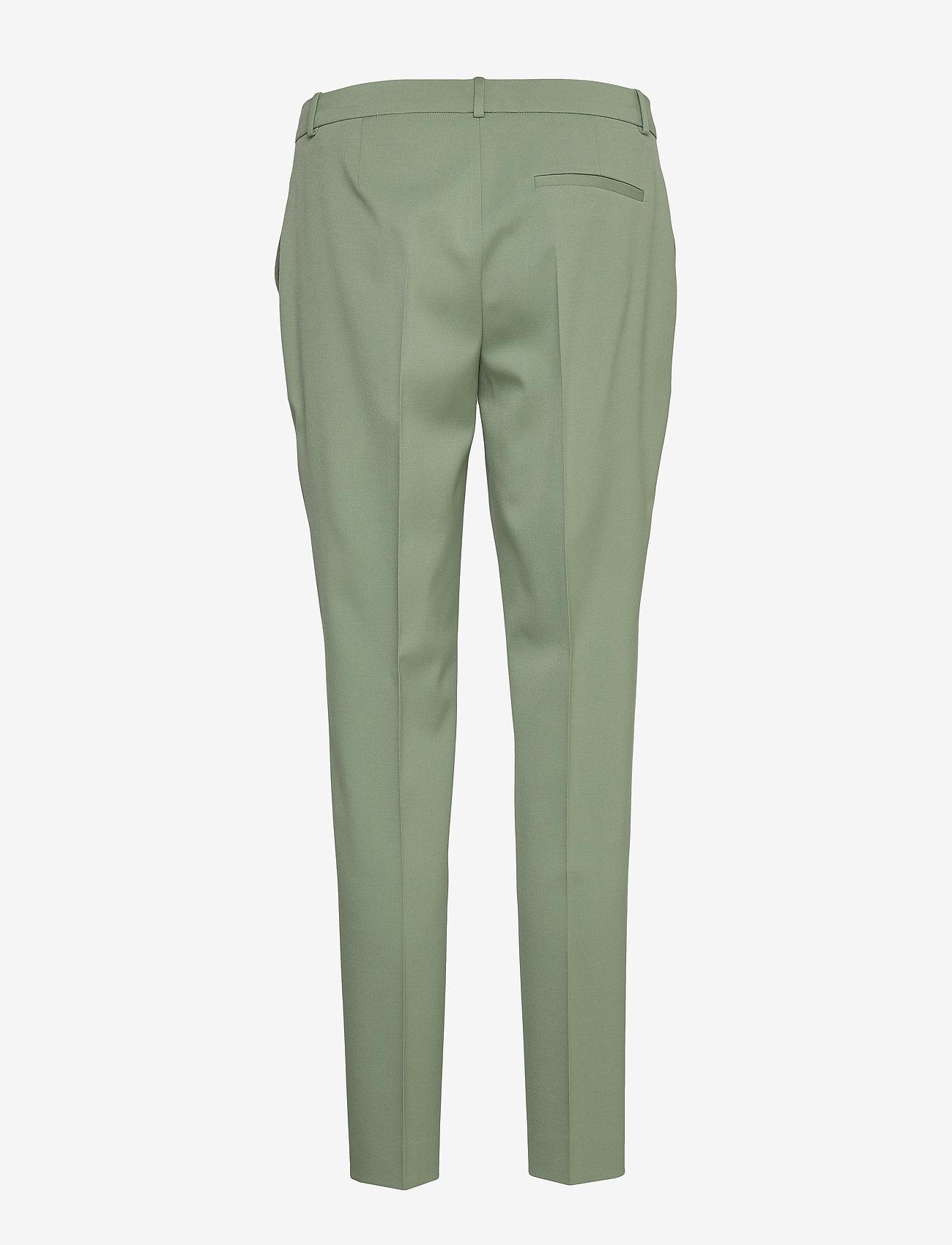 BOSS - Tiluna11 - bukser med lige ben - light/pastel green - 1