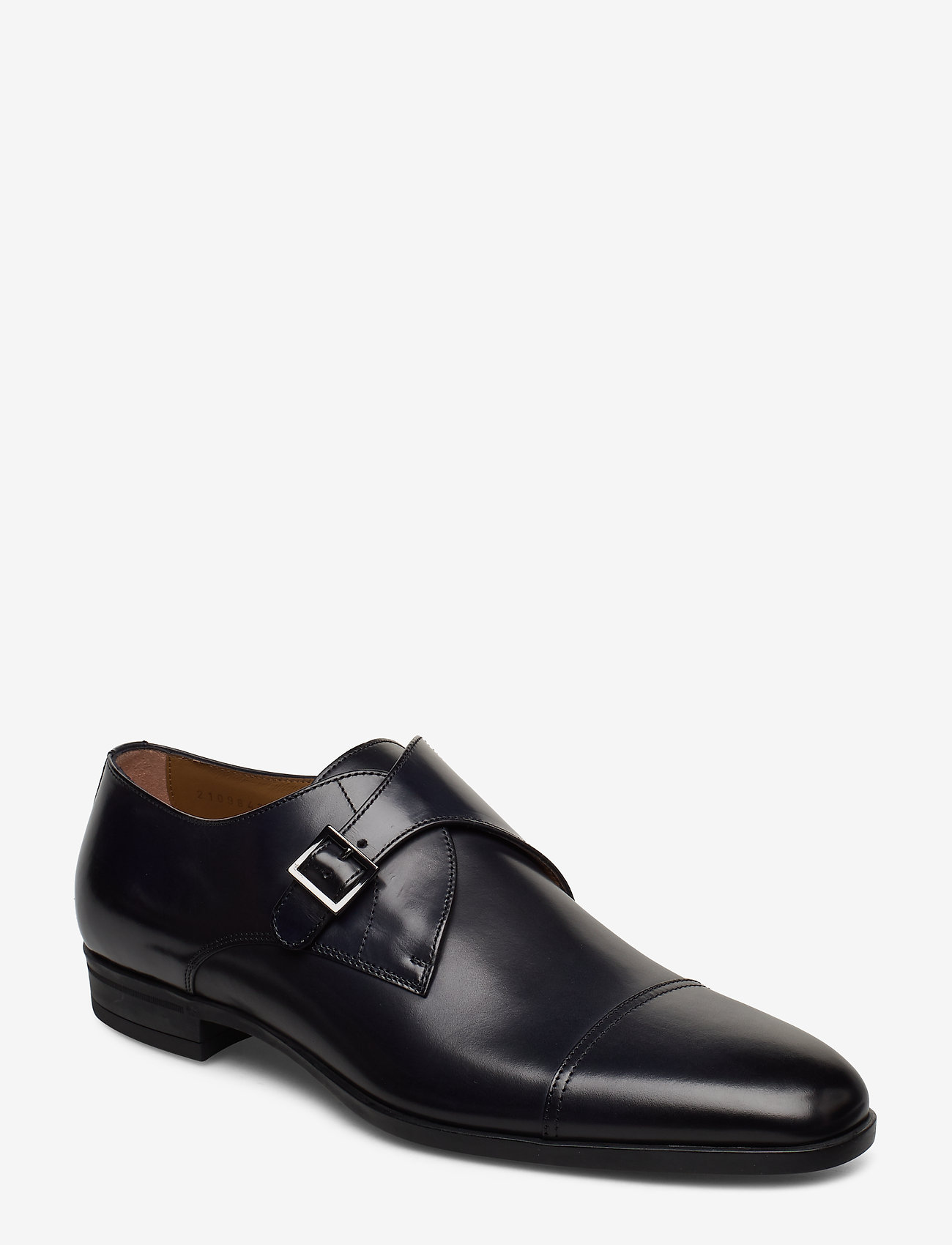 BOSS - Kensington_Monk_buct - monks/med spænde - navy - 0