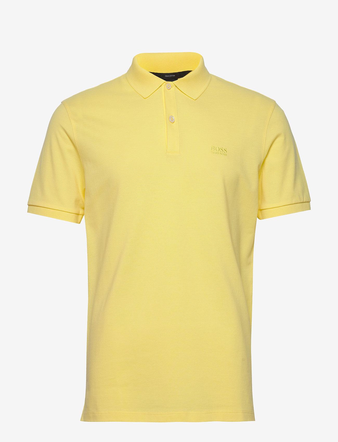 BOSS - Pallas - kortærmede - bright yellow - 0