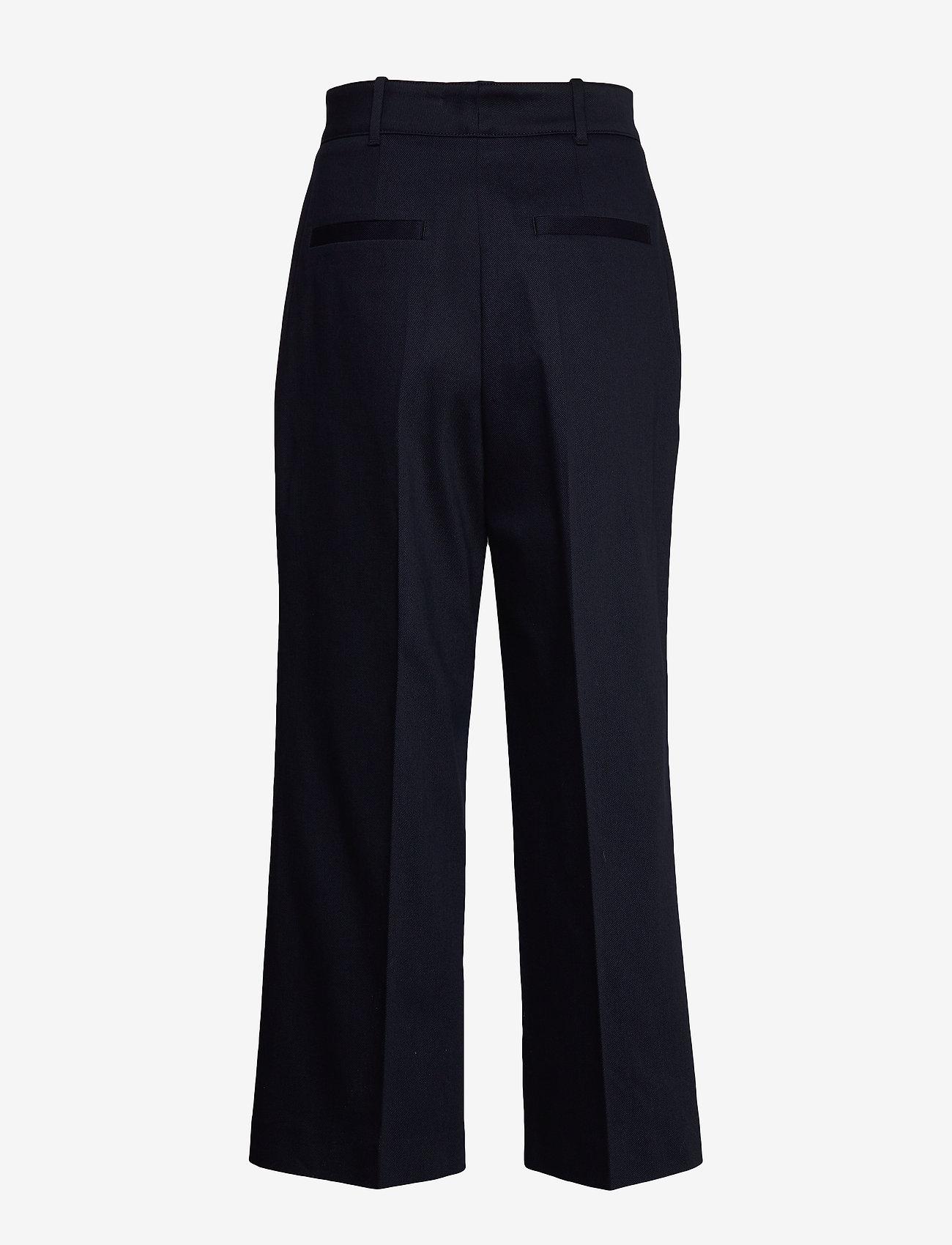 BOSS - Tapima - bukser med brede ben - open blue - 1
