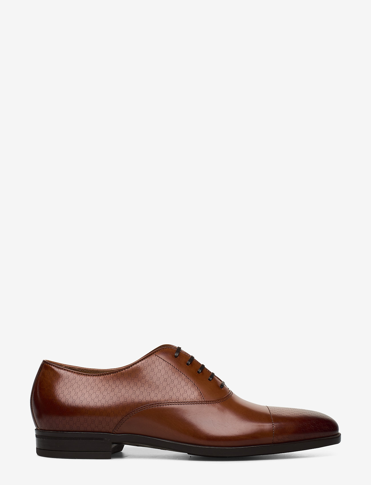 BOSS - Kensington_Oxfr_hbls - snøresko - medium brown - 1