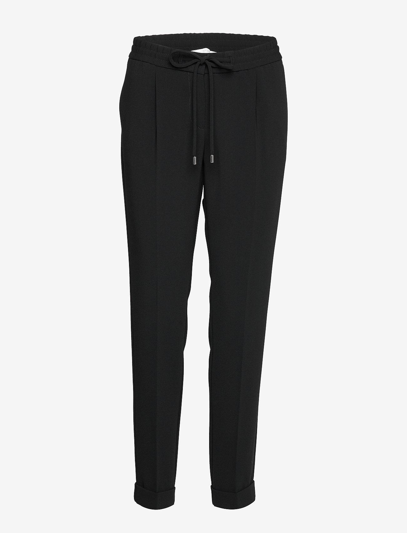 BOSS - Tariyana9 - bukser med lige ben - black - 0