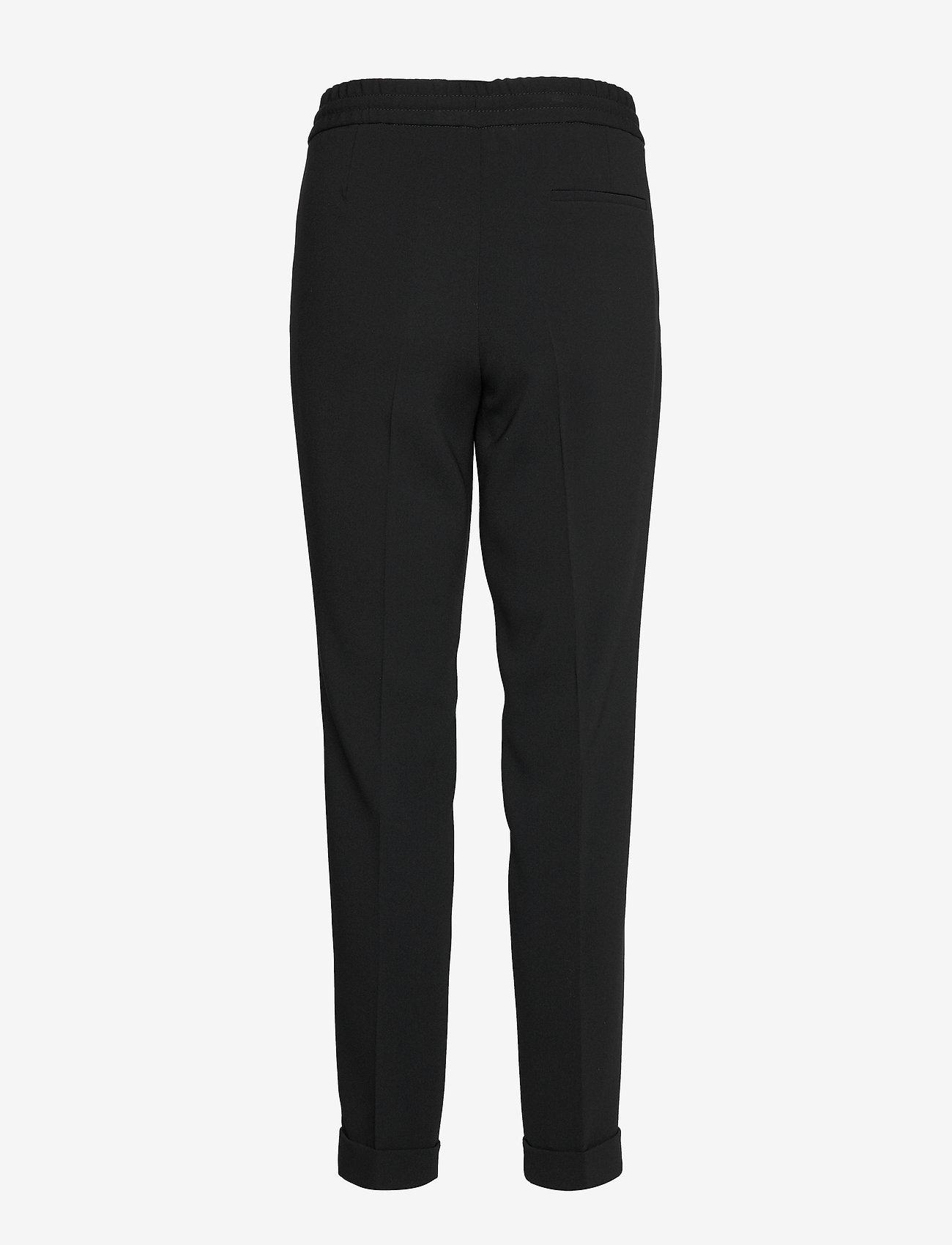 BOSS - Tariyana9 - bukser med lige ben - black - 1