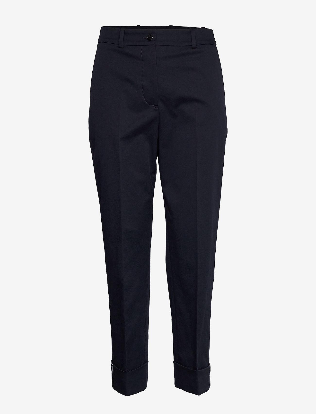 BOSS - Tachino - bukser med lige ben - open blue - 0